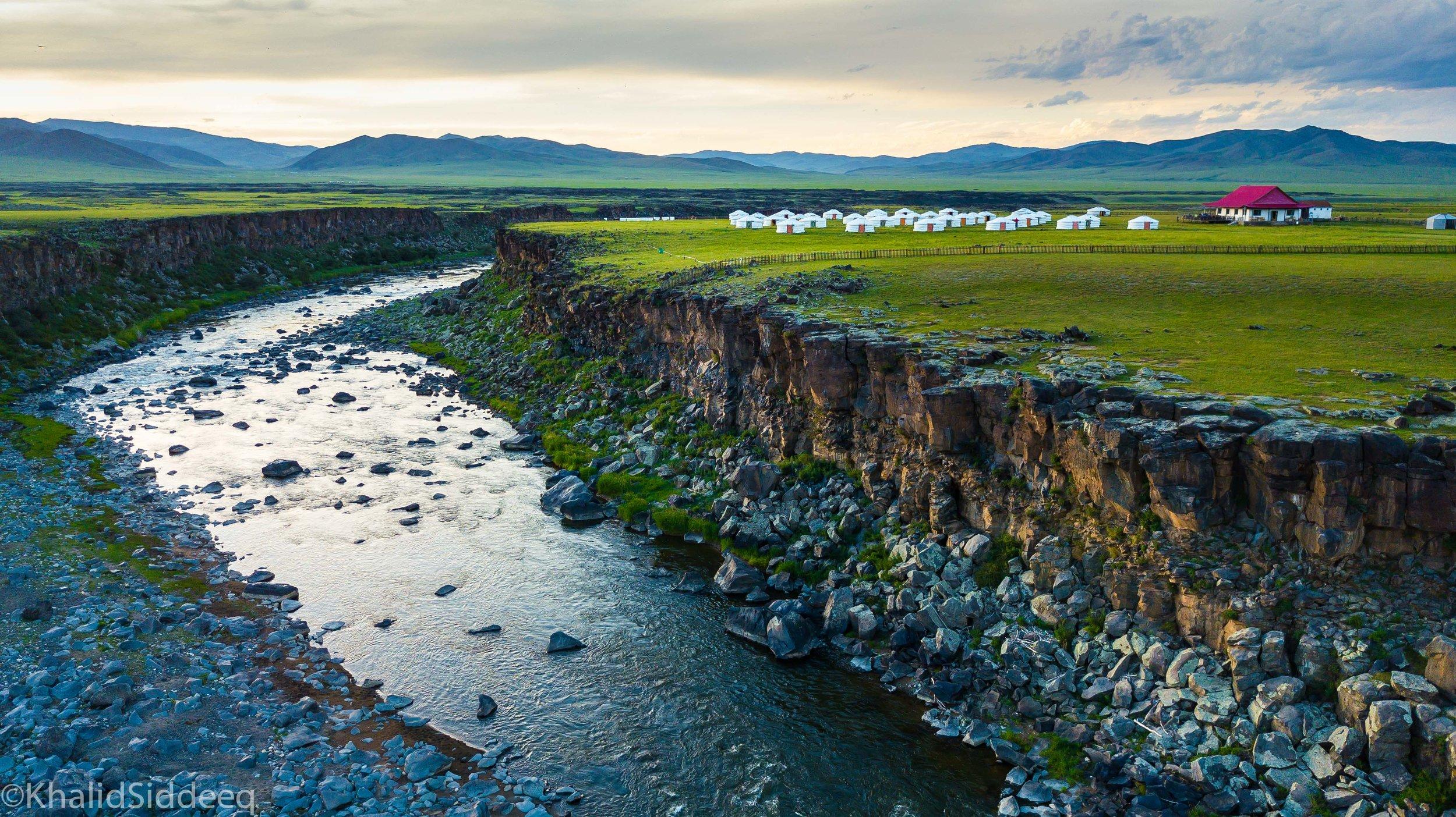 منغوليا Mongolia