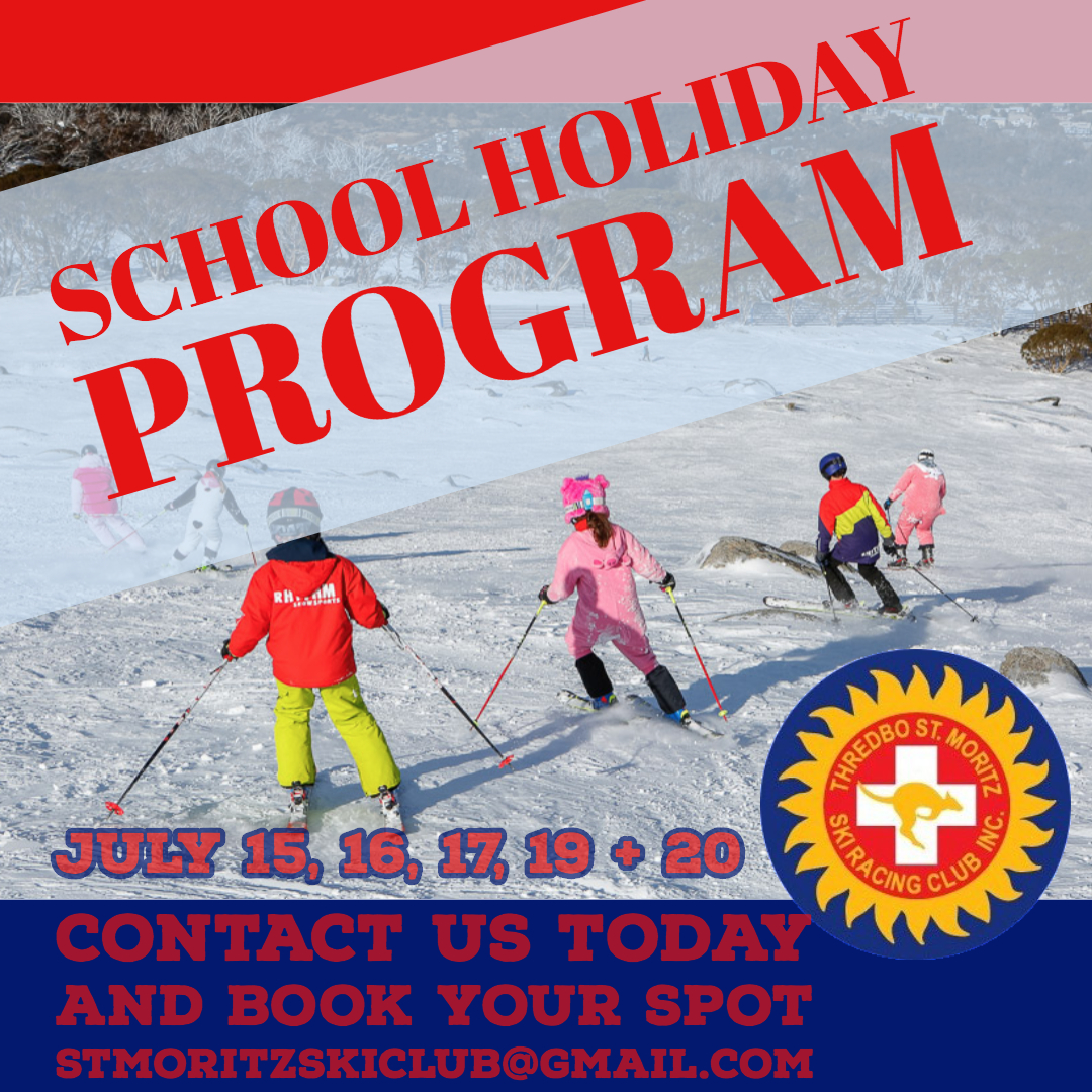"* based on Thredbo Snow Sports ""Max 4"" 5 day clinic valued at $979RRP"