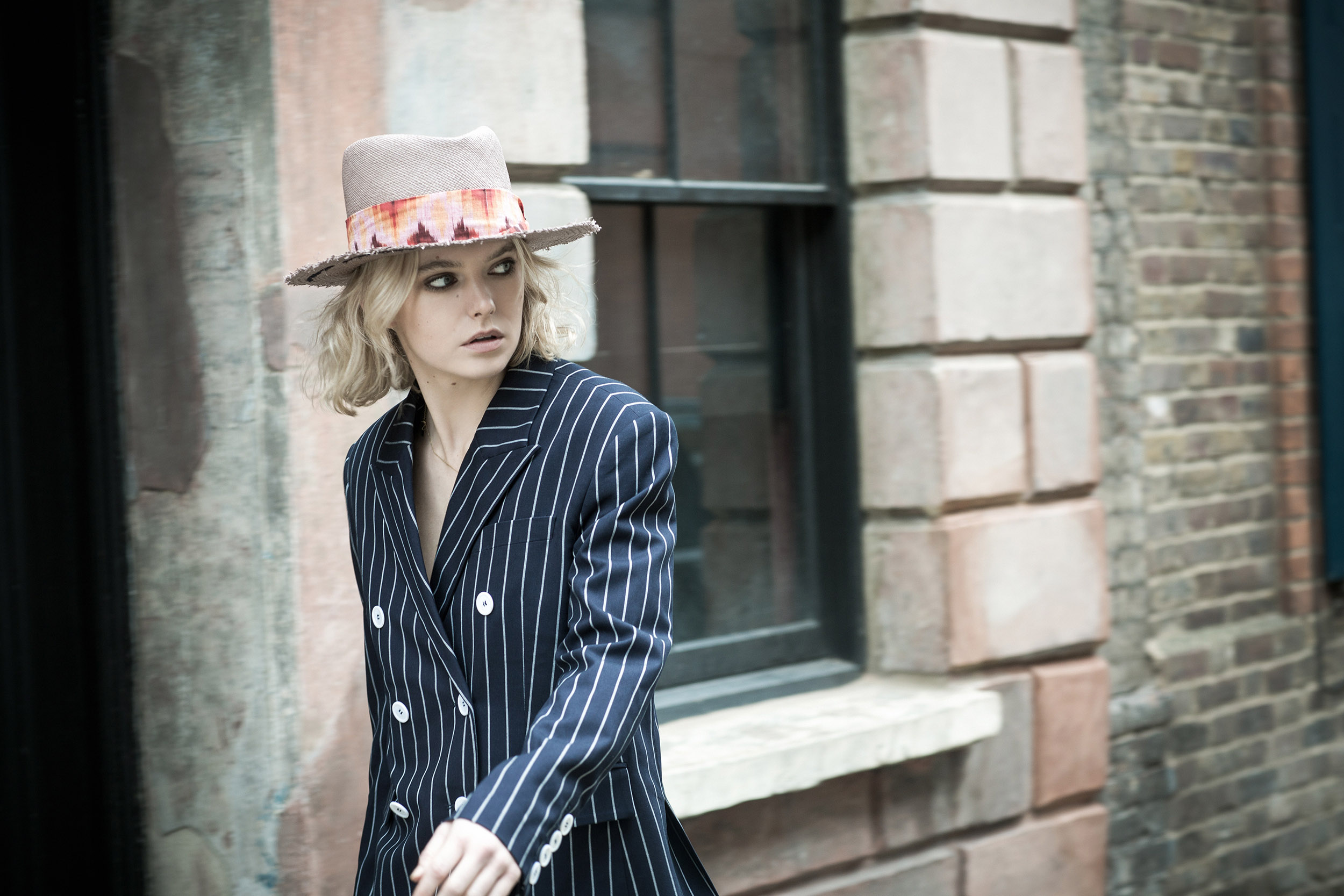 Basel hat from womens Spring/Summer 19 collection.