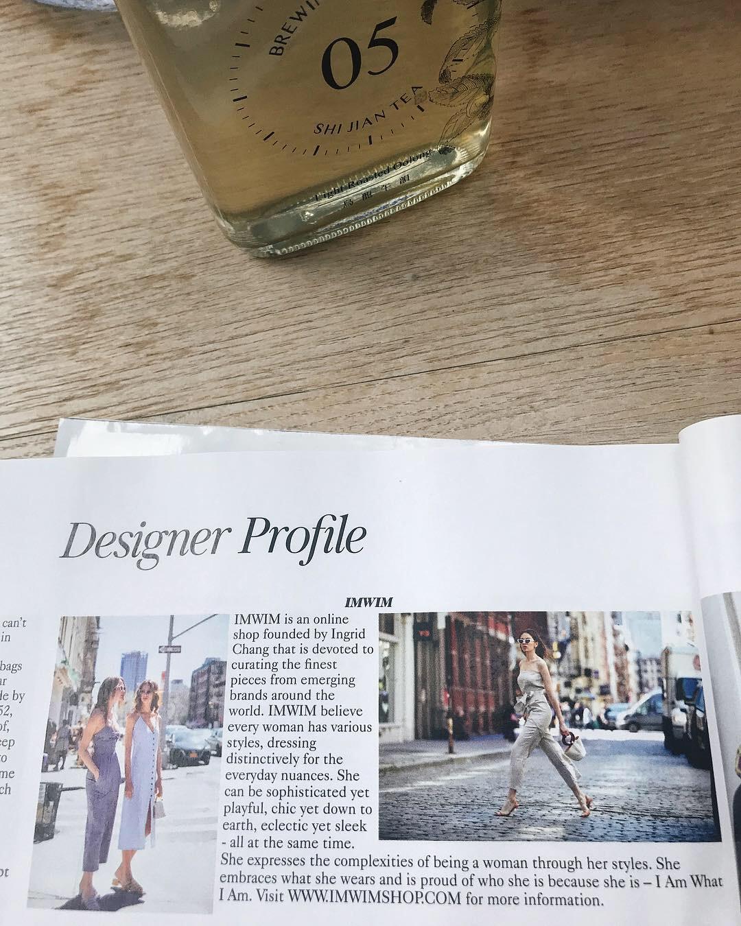 IMWIM British Vogue Sept Issue Designer Profile.JPG