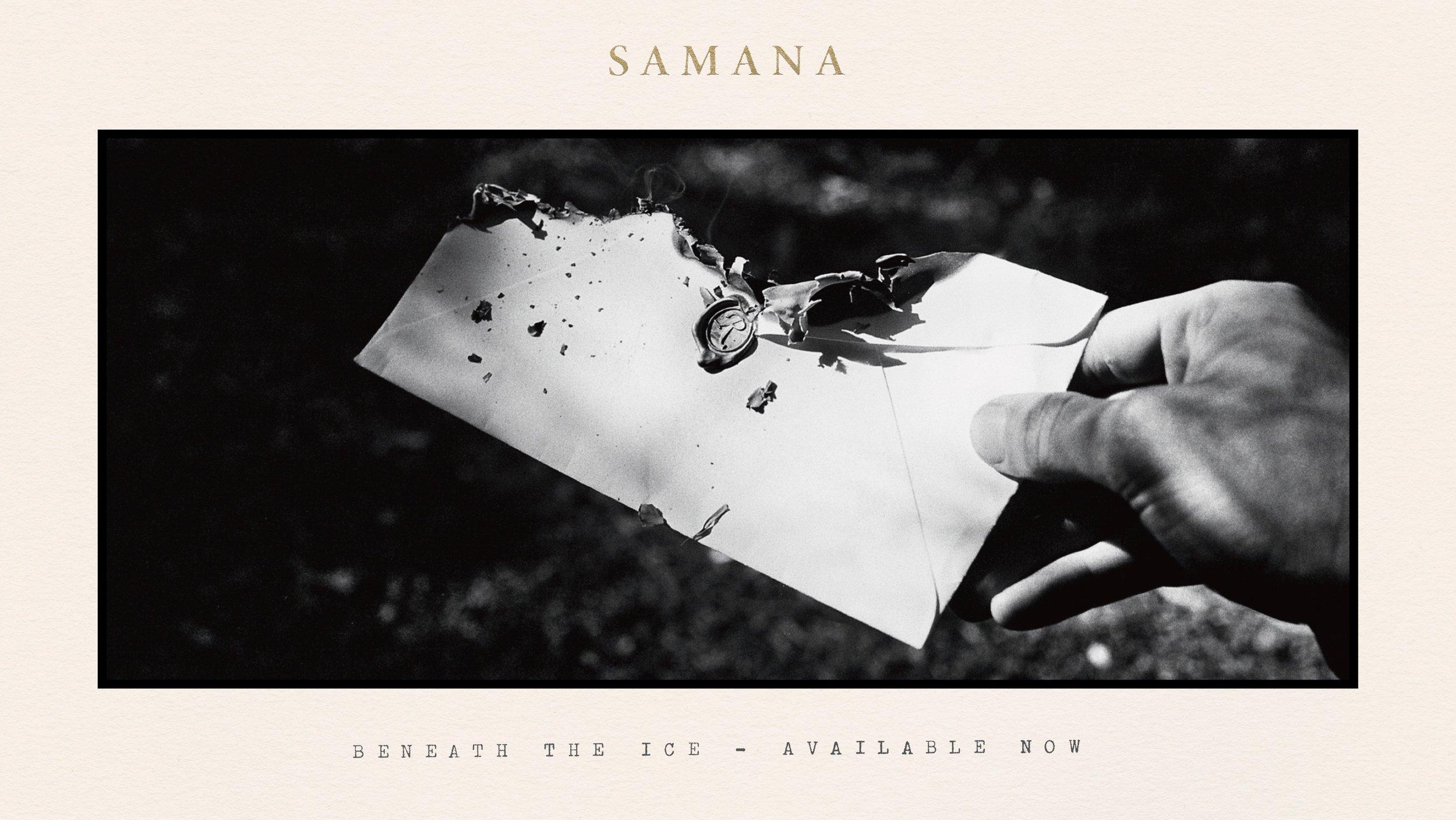 Beneath The Ice - Samana