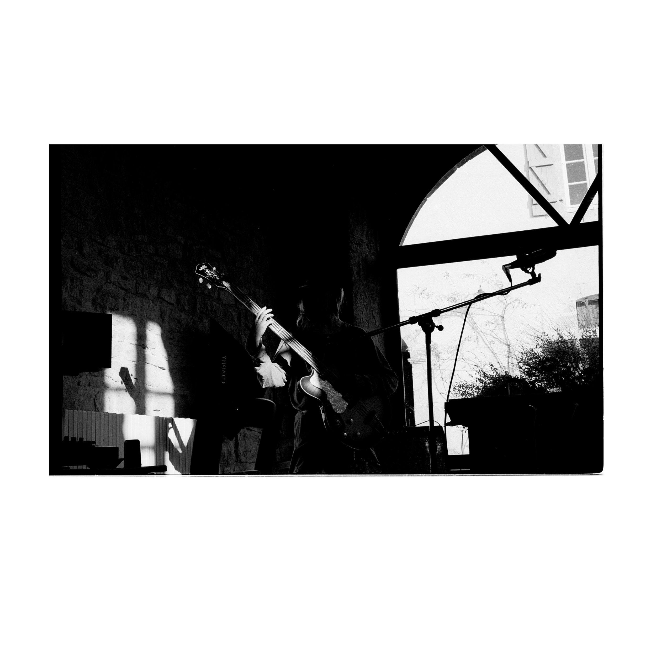 Samana, Samana Music, Samana band portrait, Analogue Photography