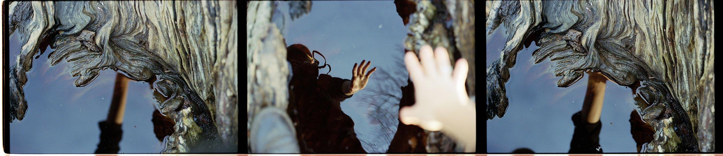 Samana, Samana music, Rebecca Rose Harris Photography, Analogue Photography, Death