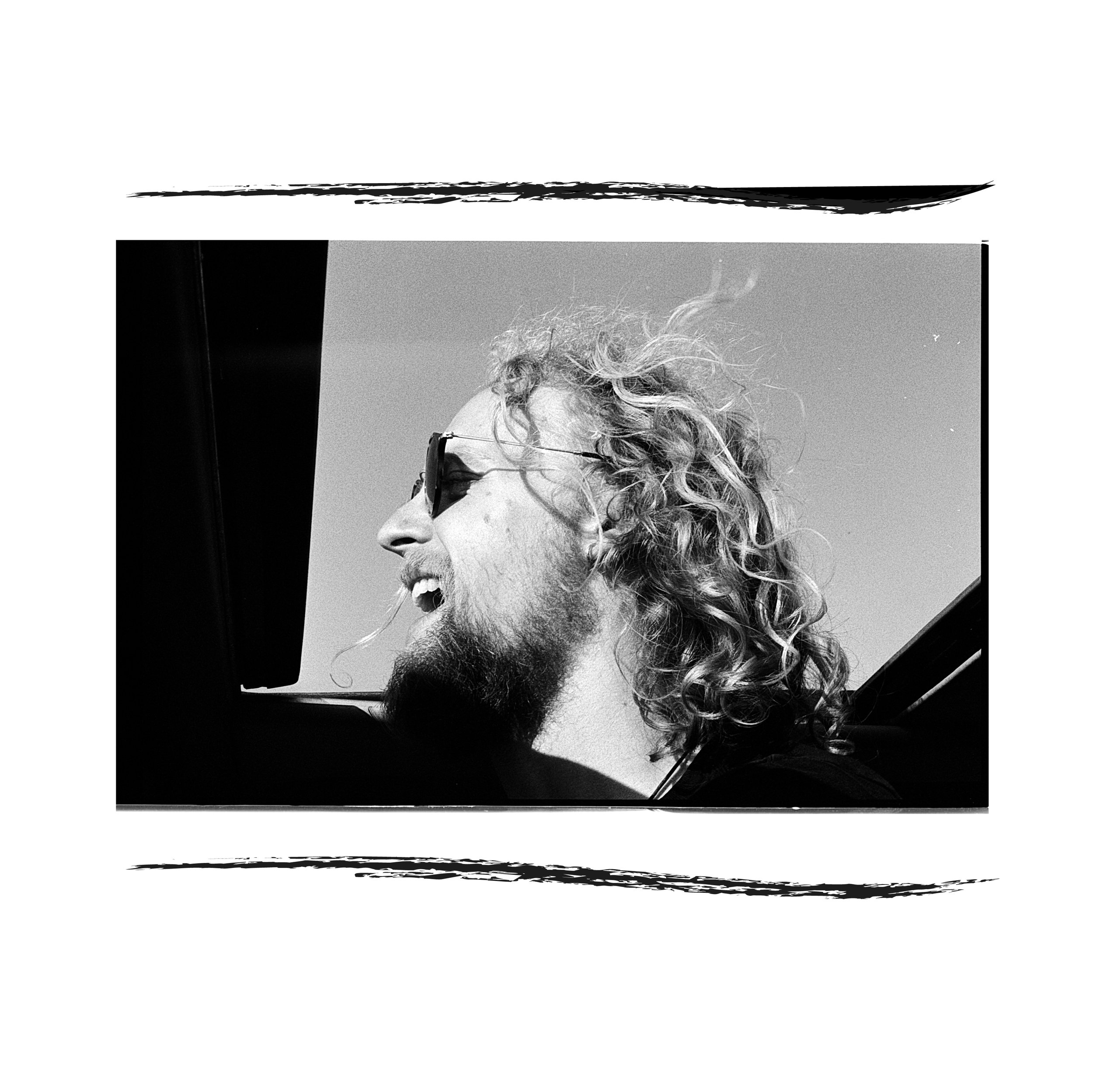 Samana, Samana Music, Franklin Mockett, Black and white photography,