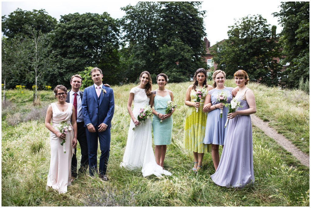 Elodie + Bart // The Londesborough, N16