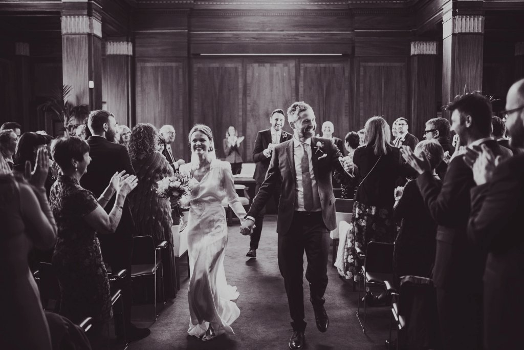Jen + Paul // The Draper's Arms, N1