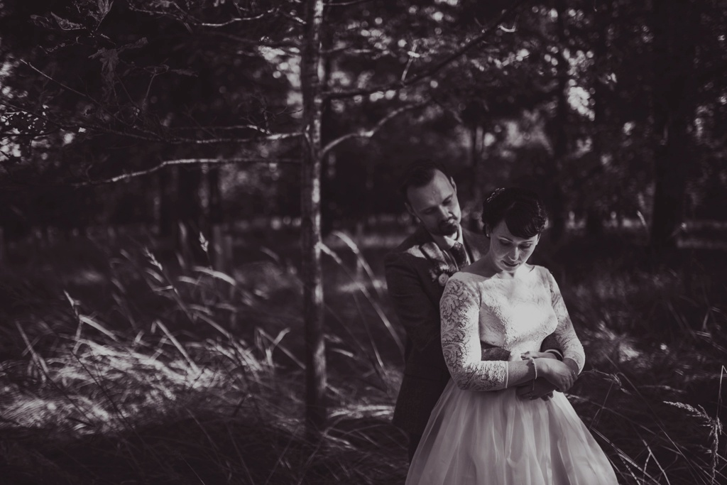 Angie + Dave // Luxter's Barn, Surrey