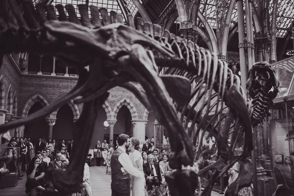 Rachel + Mark // The Museum of Natural History, Oxford University