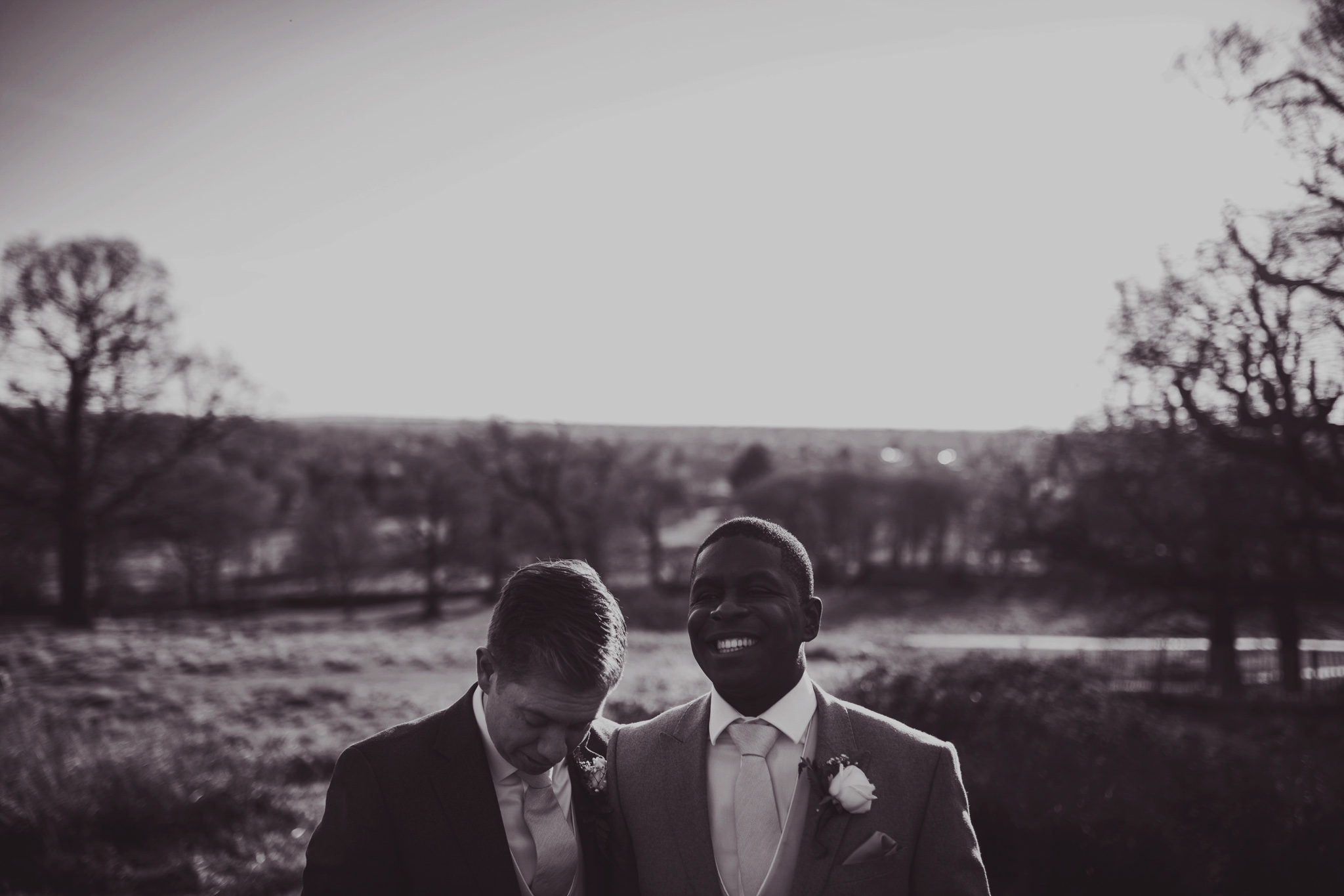 Simon + Mike // Pembroke Lodge, TW10