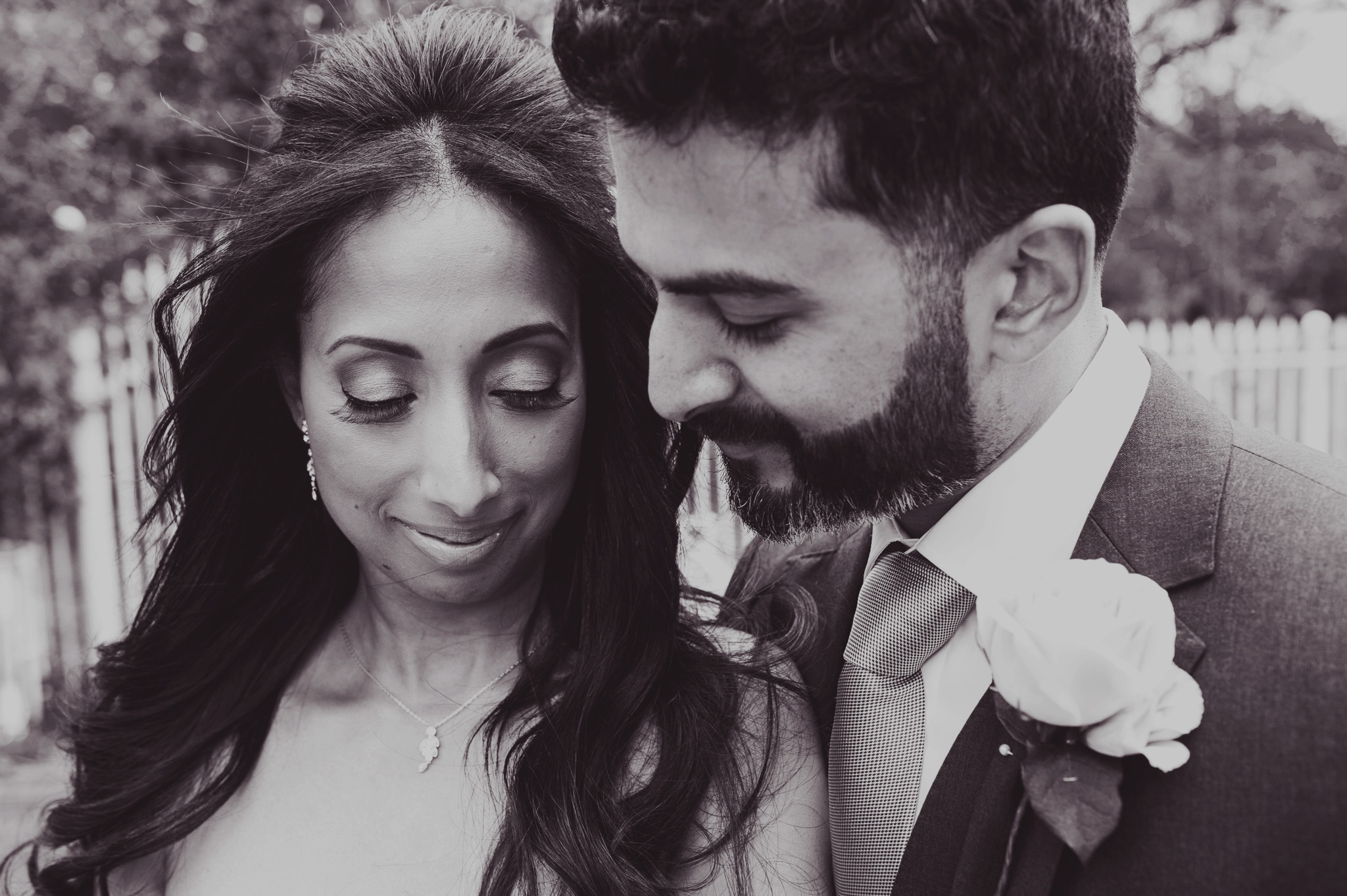 Chantale + Saj // Morden Hall