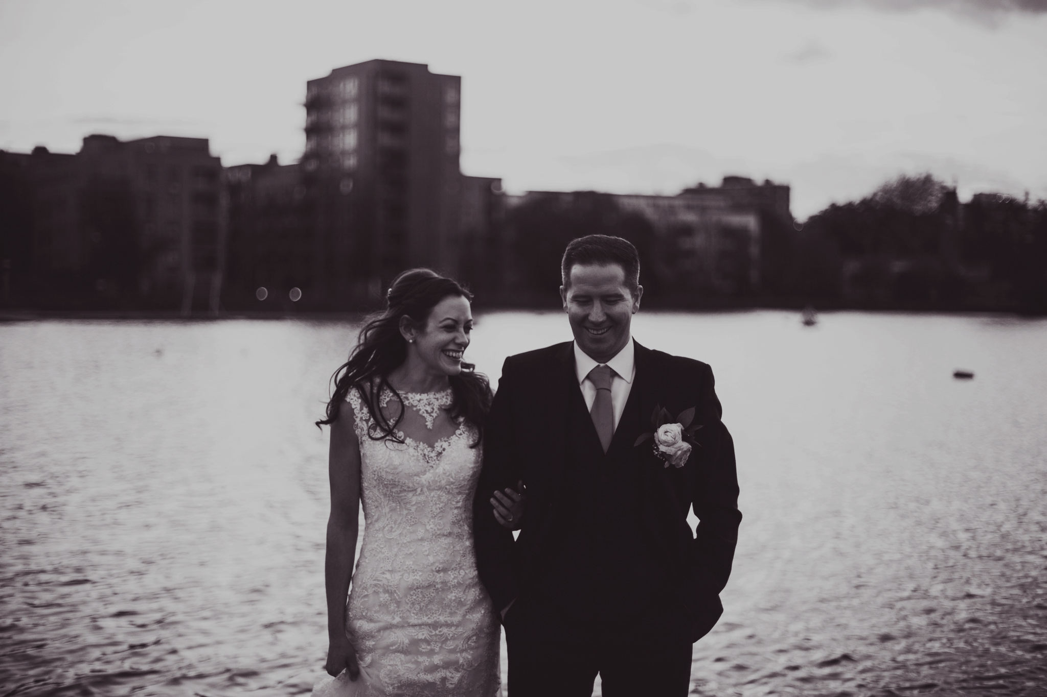 Mary + Richard // West Reservoir Centre, N4