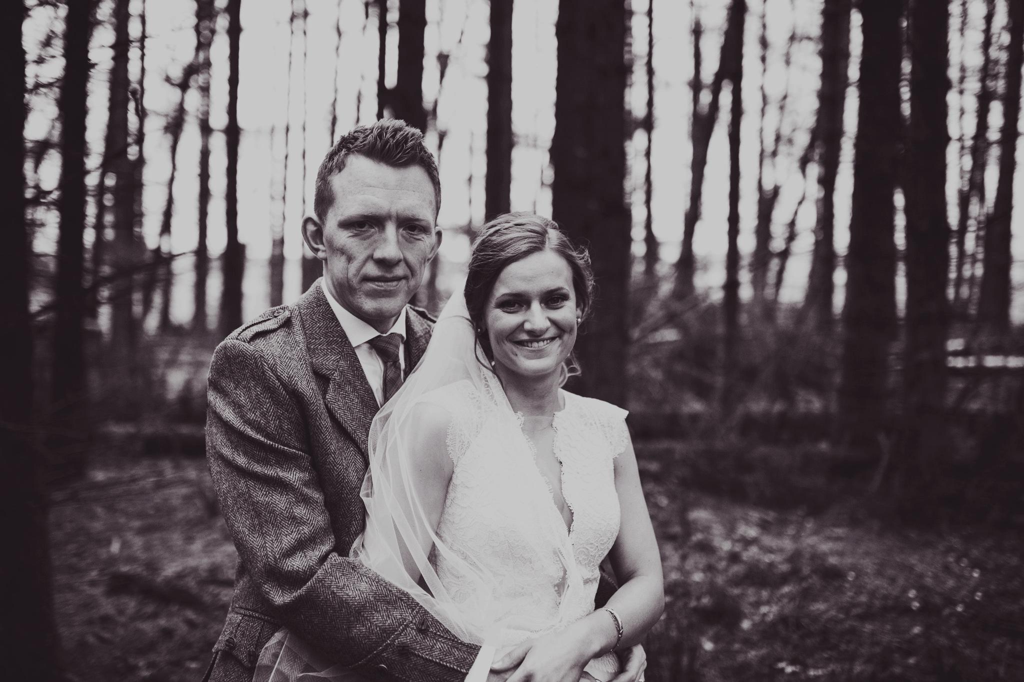 Sarah + Neil // Tullibole Castle, Fife