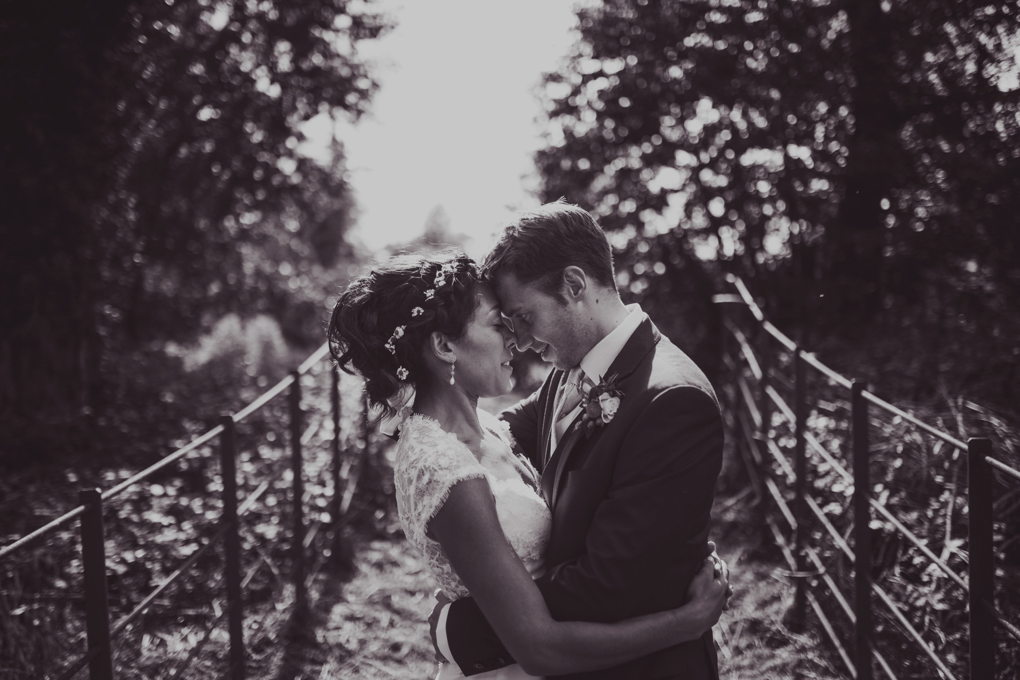 Annika + Tom // Groombridge