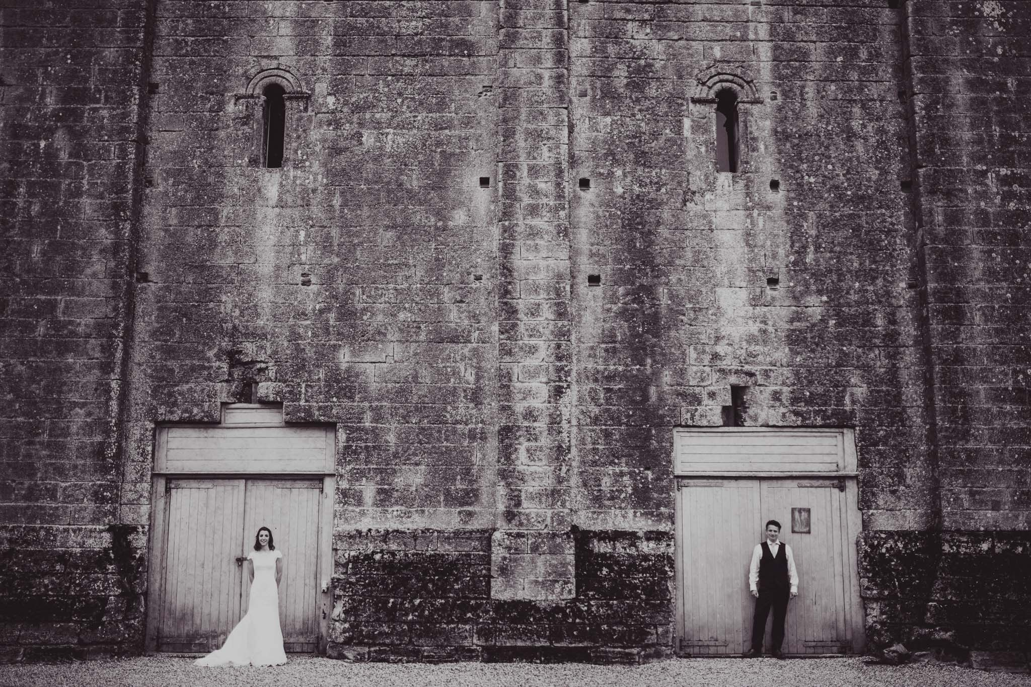 Sarah + Joe // Hedingham Castle