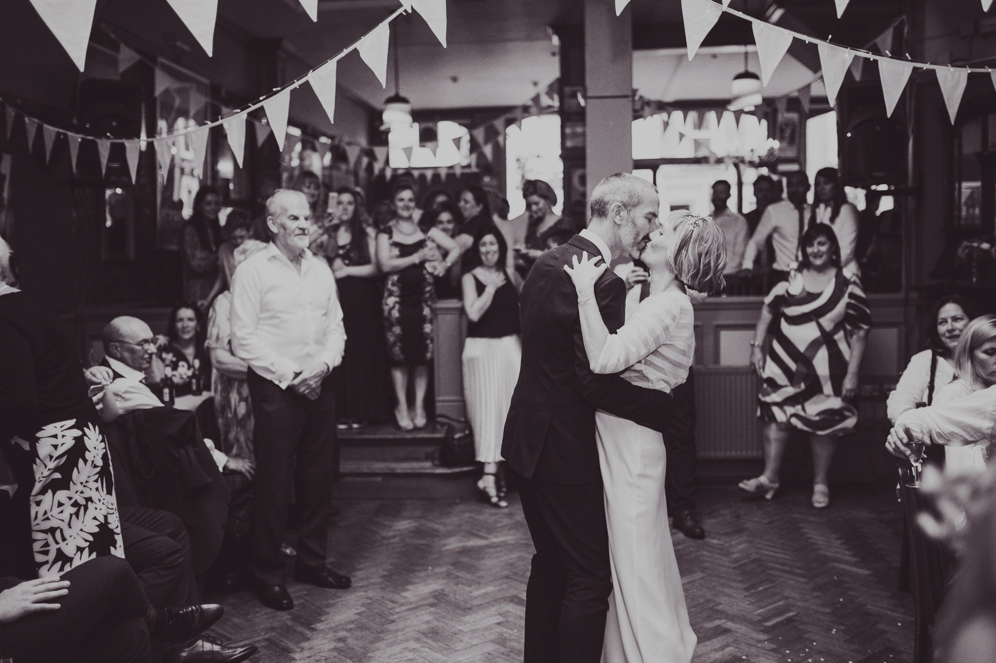 Jen & Peter // The Londesborough, N16