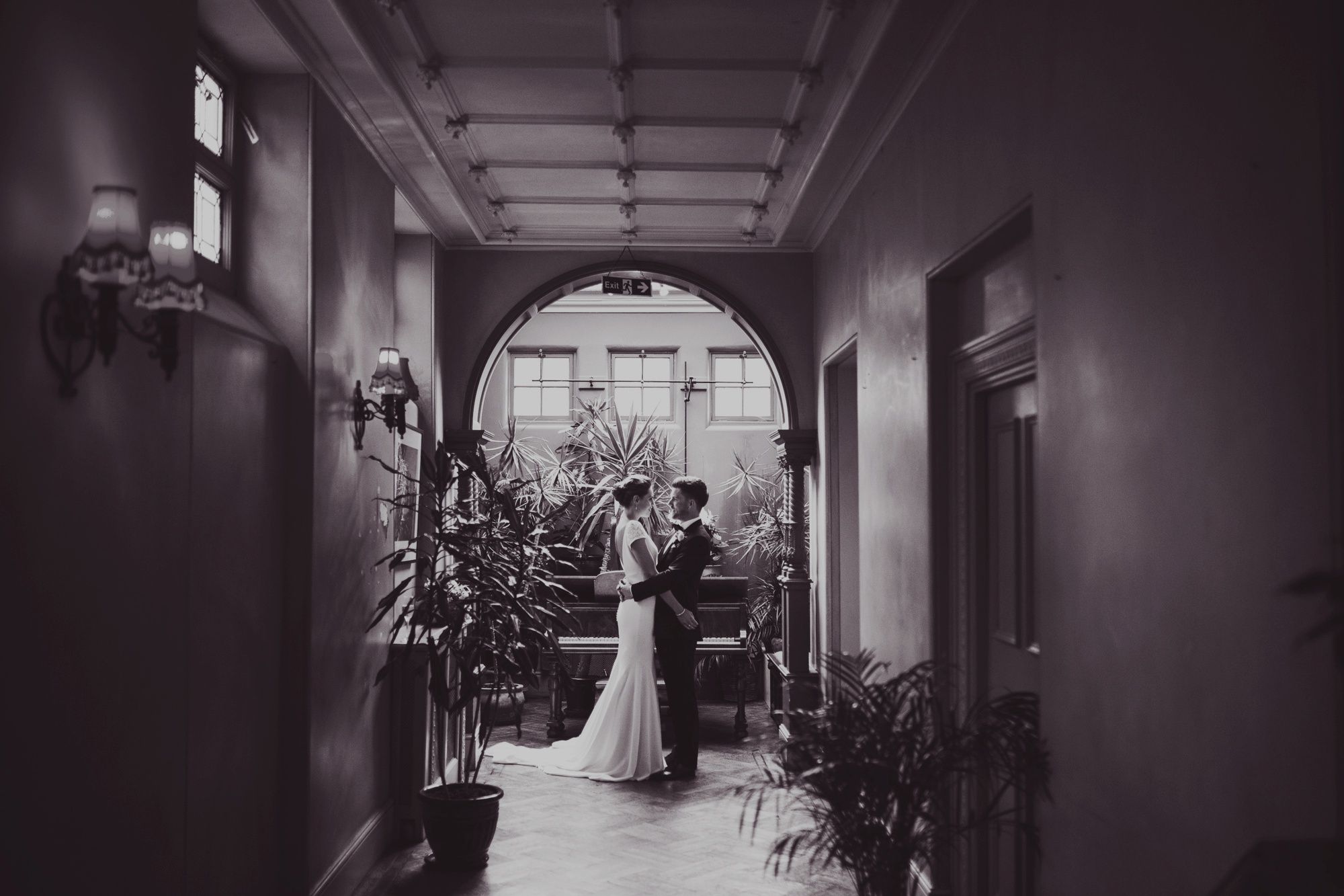 Jen + Tom // Hampton Court House