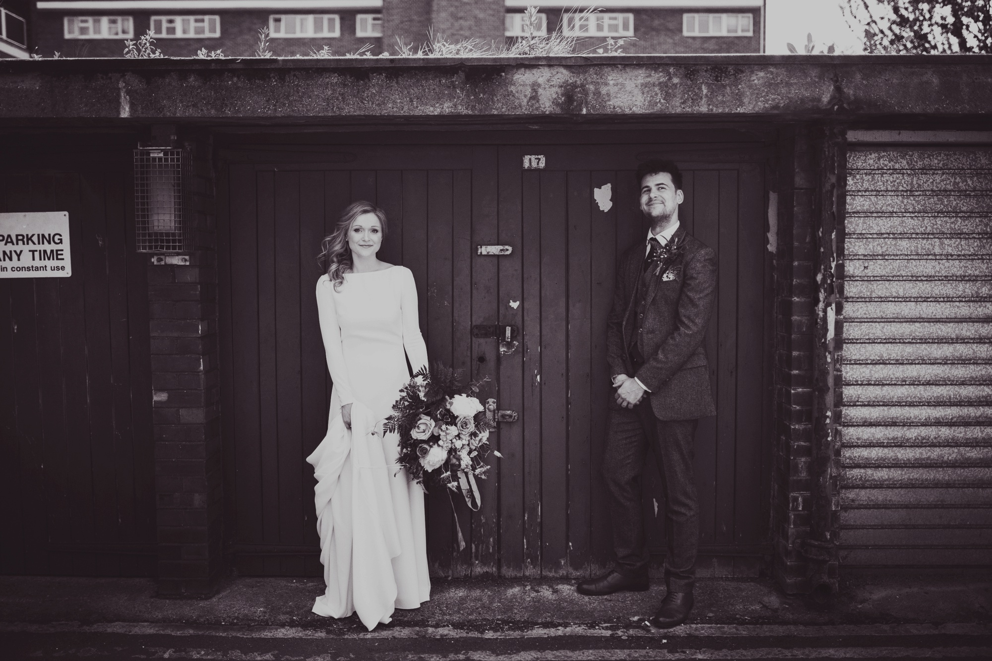 Emma + Michael SP // JJ Wimborne, N1