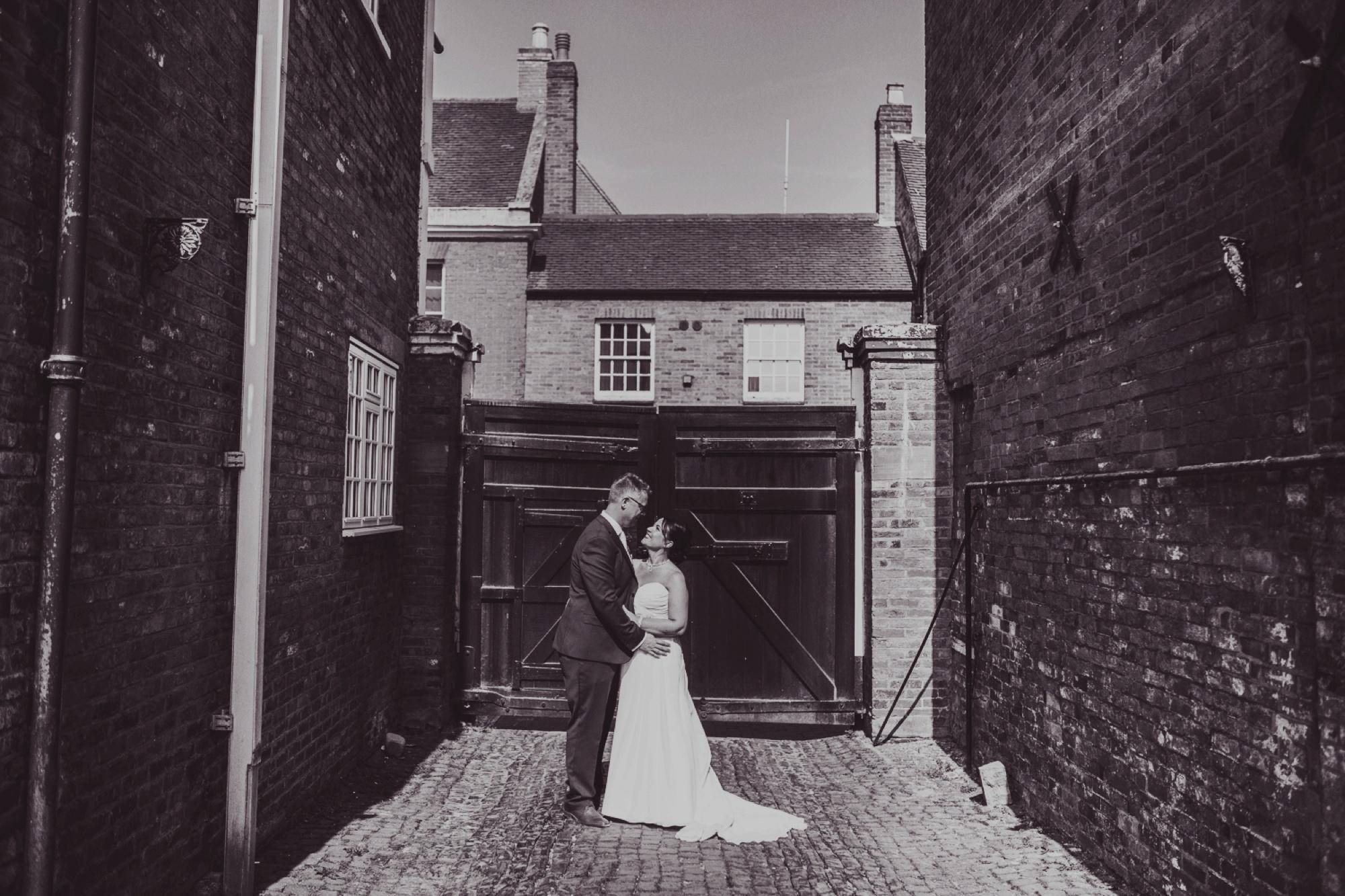 Vicky + Martin // St John's House
