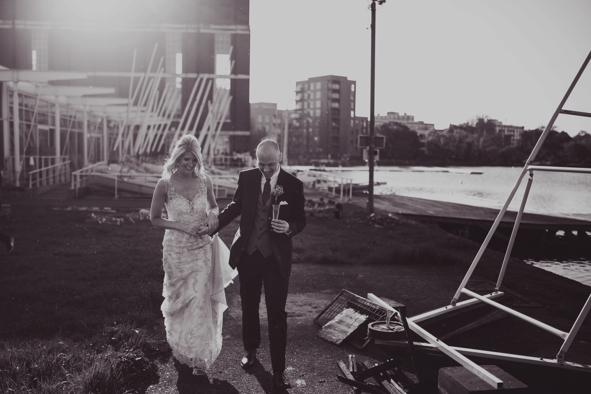 Lucy + Anthony // West Reservoir Centre, N4