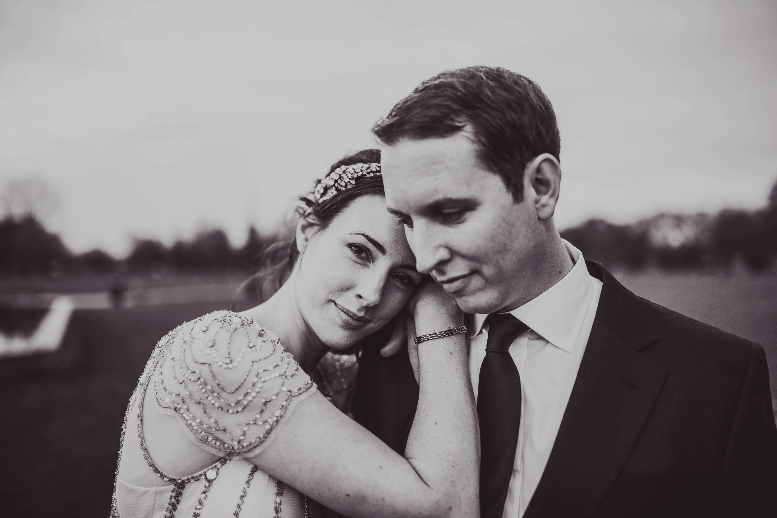 Emma + Gary // Hackney TH + Viccy Park R3