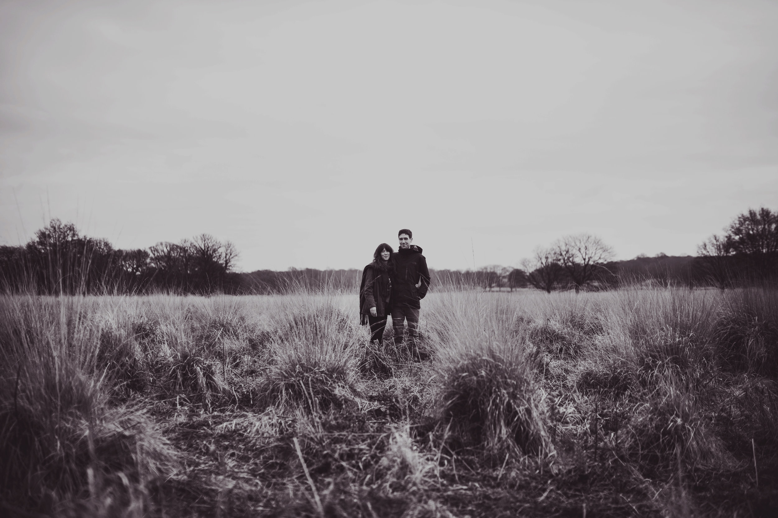 Becky + Marcus // Richmond Park