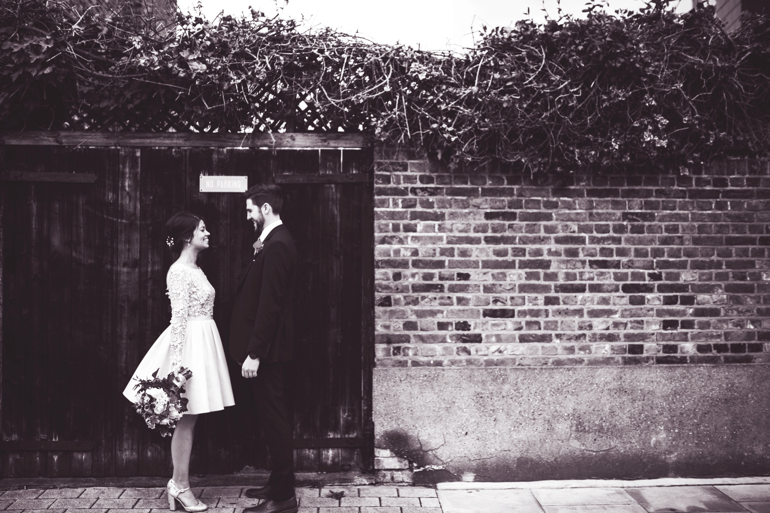 Holly & John // The Londesborough, N16
