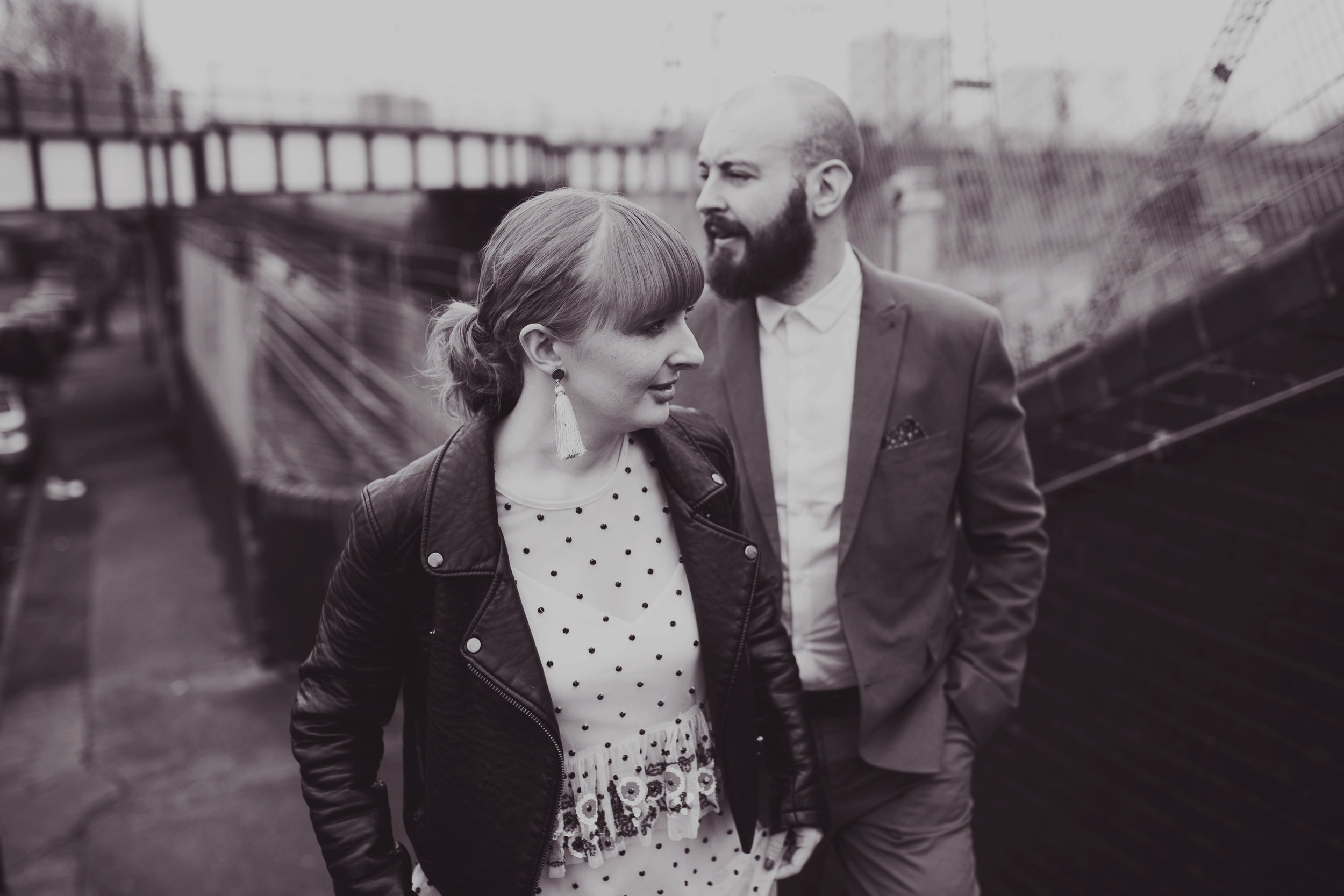 Jenny + Paul // Tower Hamlets TH, E3