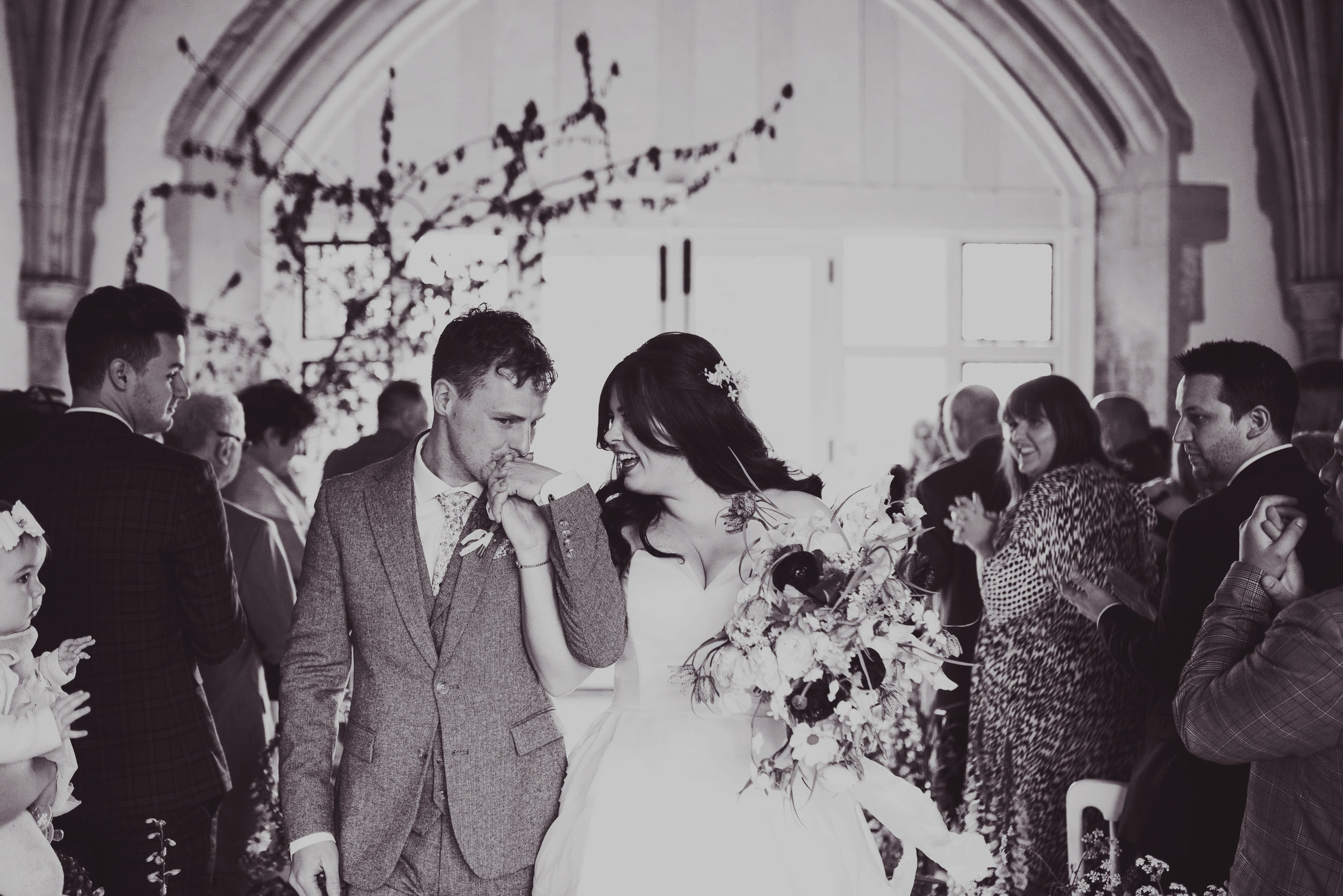 Jess + Matt // Butley Priory, The Clumps
