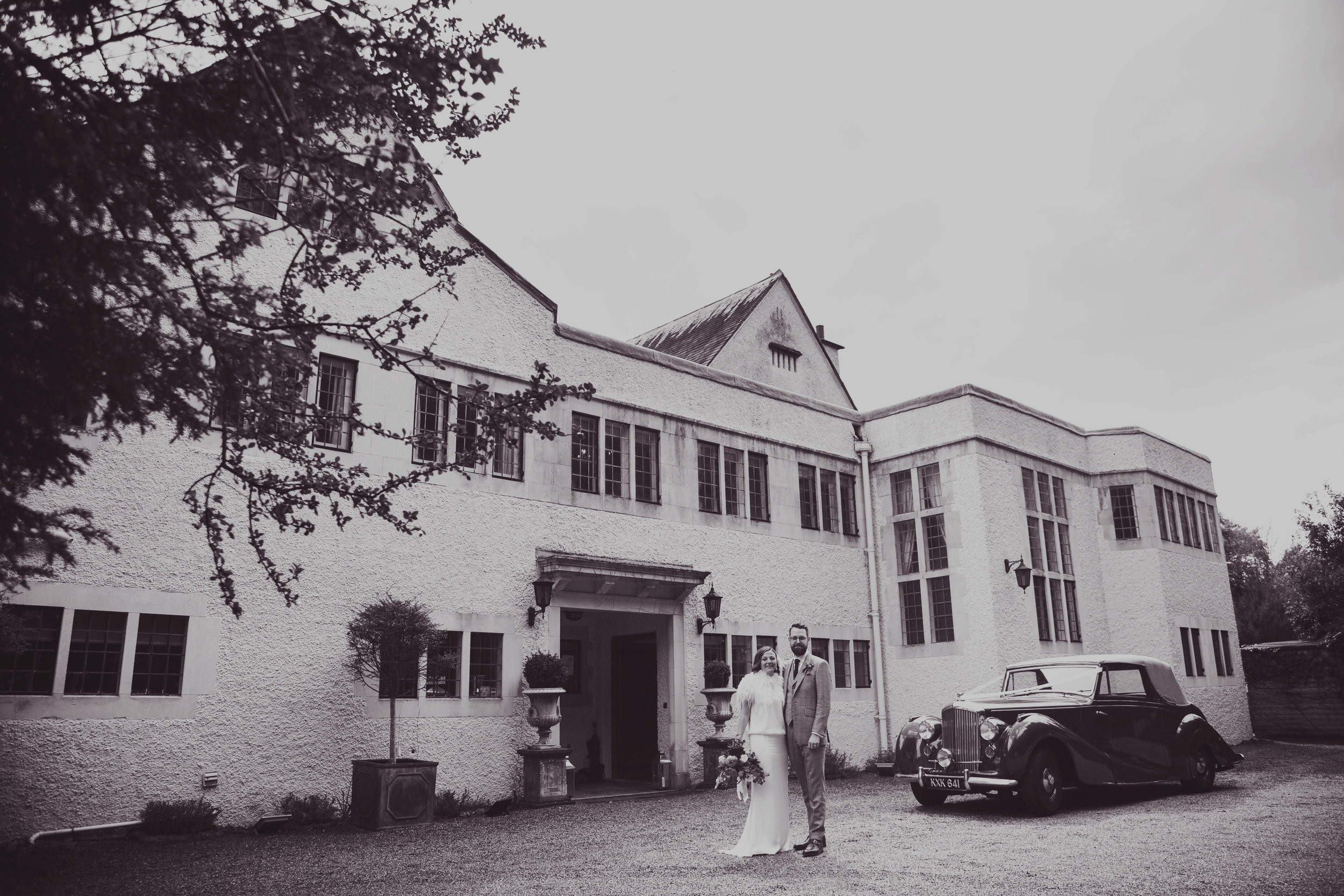 Rachel + Alex // Greyfriars House
