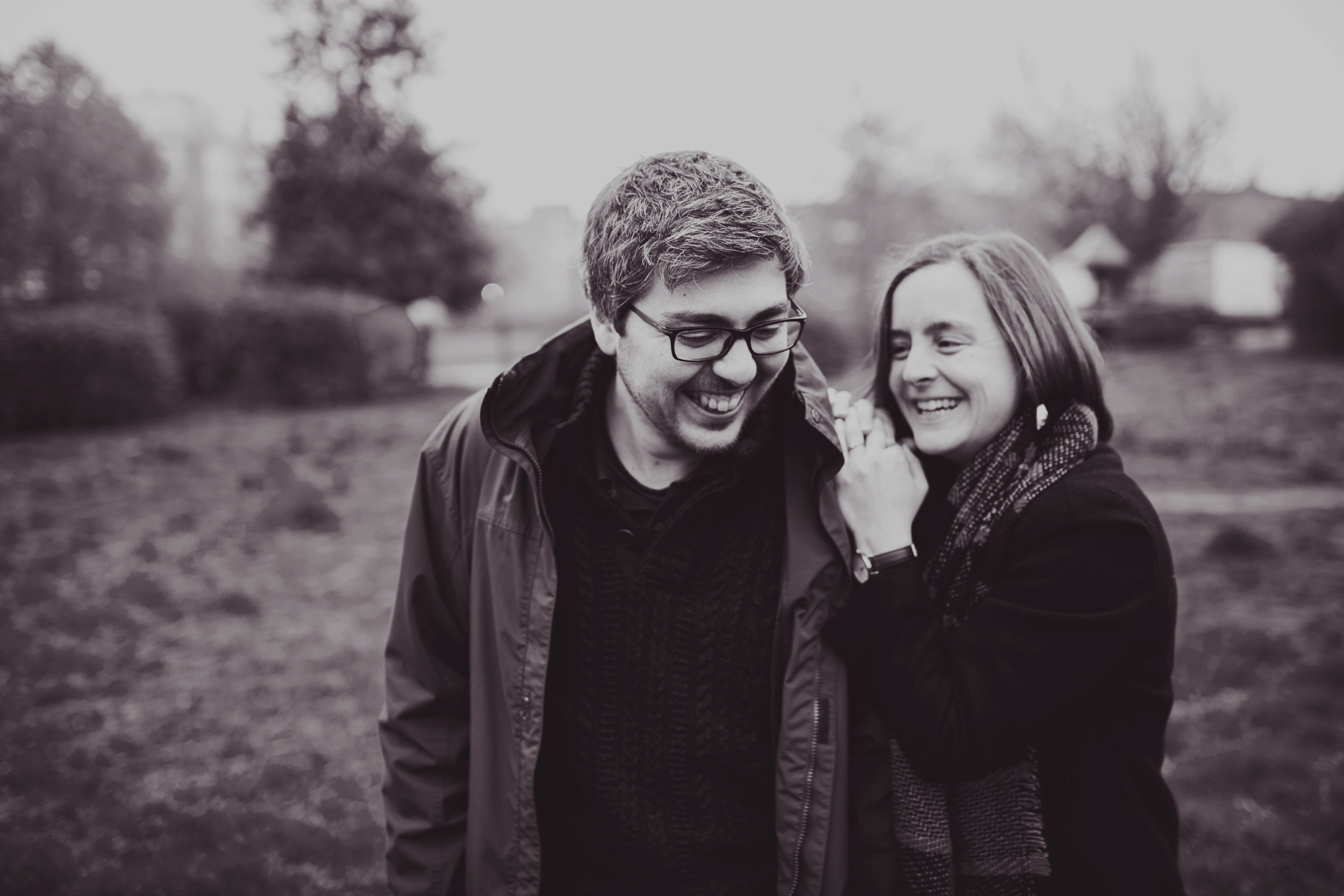 Clare + Ed // Columbia Road, E2