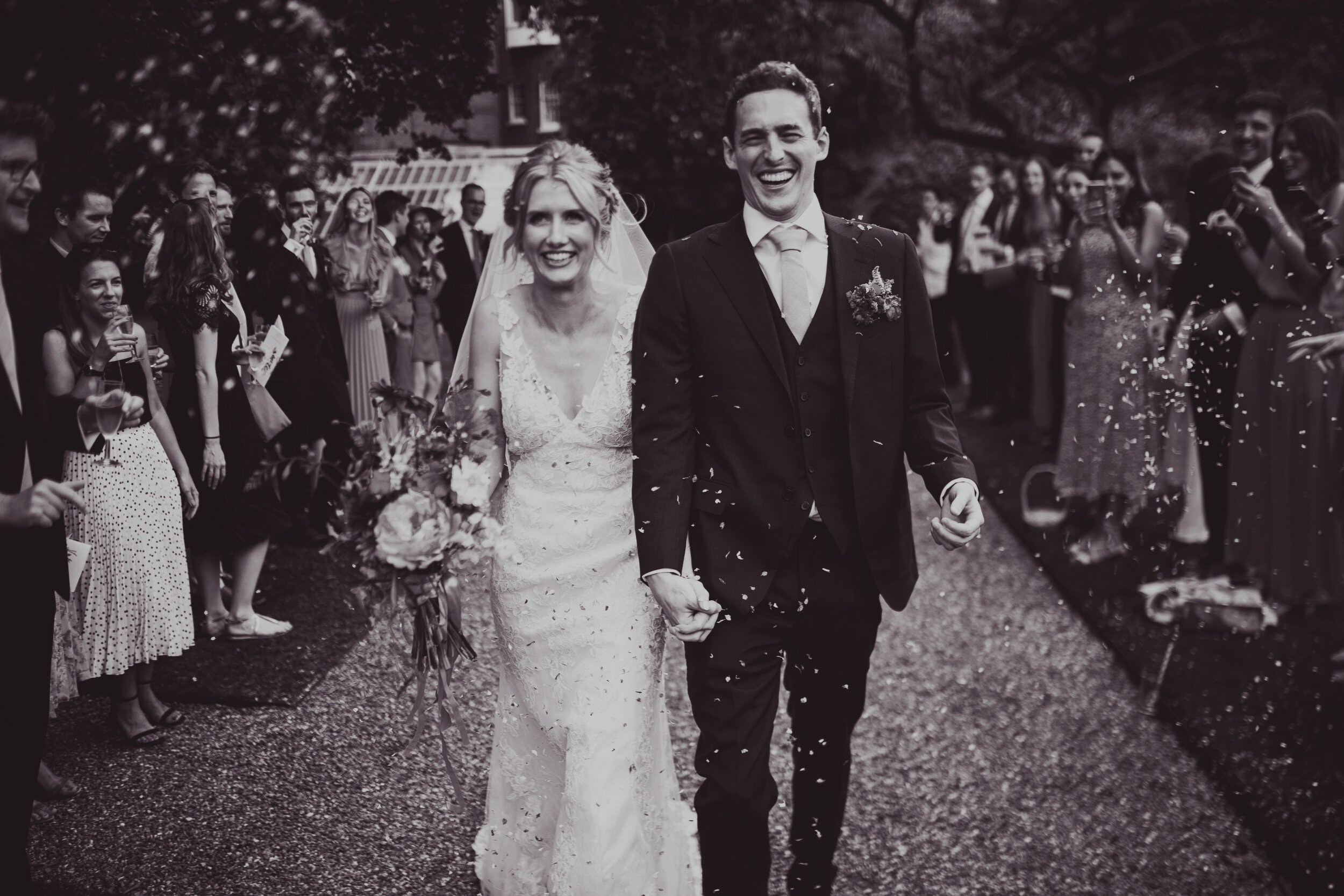 Amy + Chris // Chelsea Physic Garden