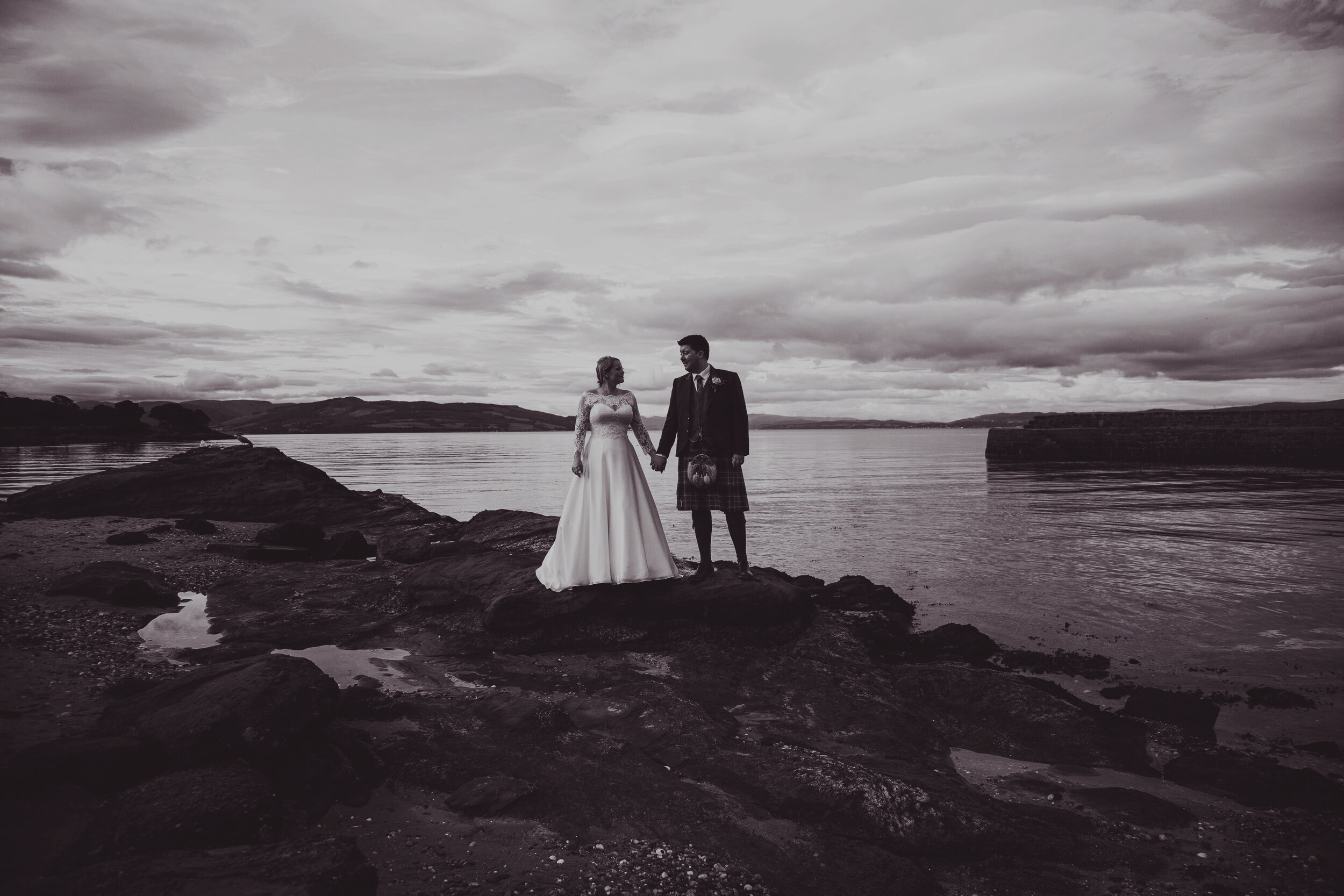 Krystina + Chris // Mount Stuart