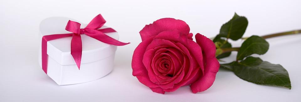 .... Romantisch sein ist eine Begabung, die man entwickeln kann .. Romance is a talent that can be developed ....