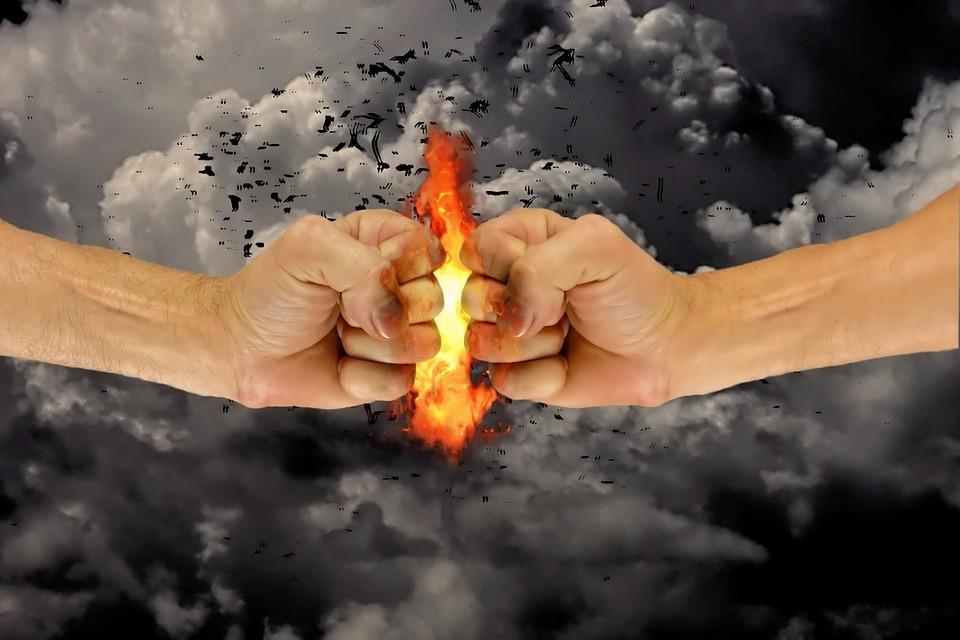 Es liegt in der Natur der Sache, dass es unter uns Menschen zu Schwierigkeiten, ja Explosionen kommen kann. Diese sind oftmals an schwierige Menschen gekoppelt.