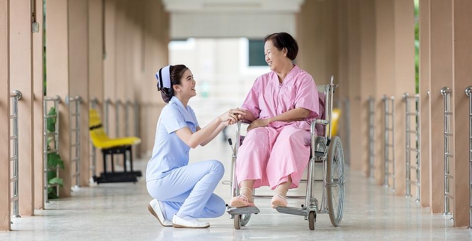 Die ärztliche Betreuung von Kranken ist eine wichtige und oft auch dankbare Aufgabe. Sie sollte aber nicht nur zum Selbstzweck erfolgen. Liebe deinen Nächsten wie dich selbst. Freue dich an seinem Gesundwerden.