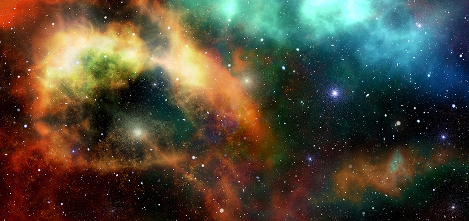 ....  Was sagt uns ein solches Bild über unsere Möglichkeiten und Grenzen?  Es soll unendlich viele Sterne und Sternbilder geben. Stellen Sie sich vor, was passieren würde, wenn sie alle nur zufällig und willkürlich durch den Weltraum fliegen würden. Denken Sie auch an Kollisionen? Unsere kleine Erde wäre in großer Gefahr. Gott sei Dank sind wir in Seinen Händen.  ..   There are said to be an infinite number of stars and constellations. Imagine what would happen if they were all just coincidently and haphazardly flying through space. Think of all the accidents! It would be reminiscent of a destruction derby. Our little earth would be in grave danger. Thank God we are in His hands.   ....