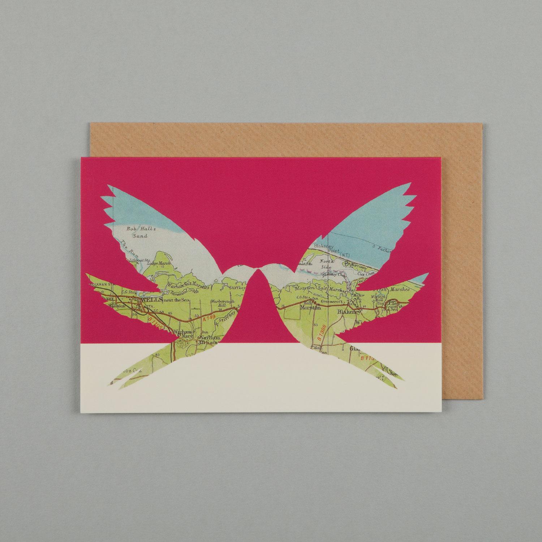 SWALLOWS, PINK