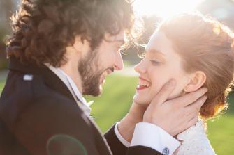 Dorset based wedding photographers