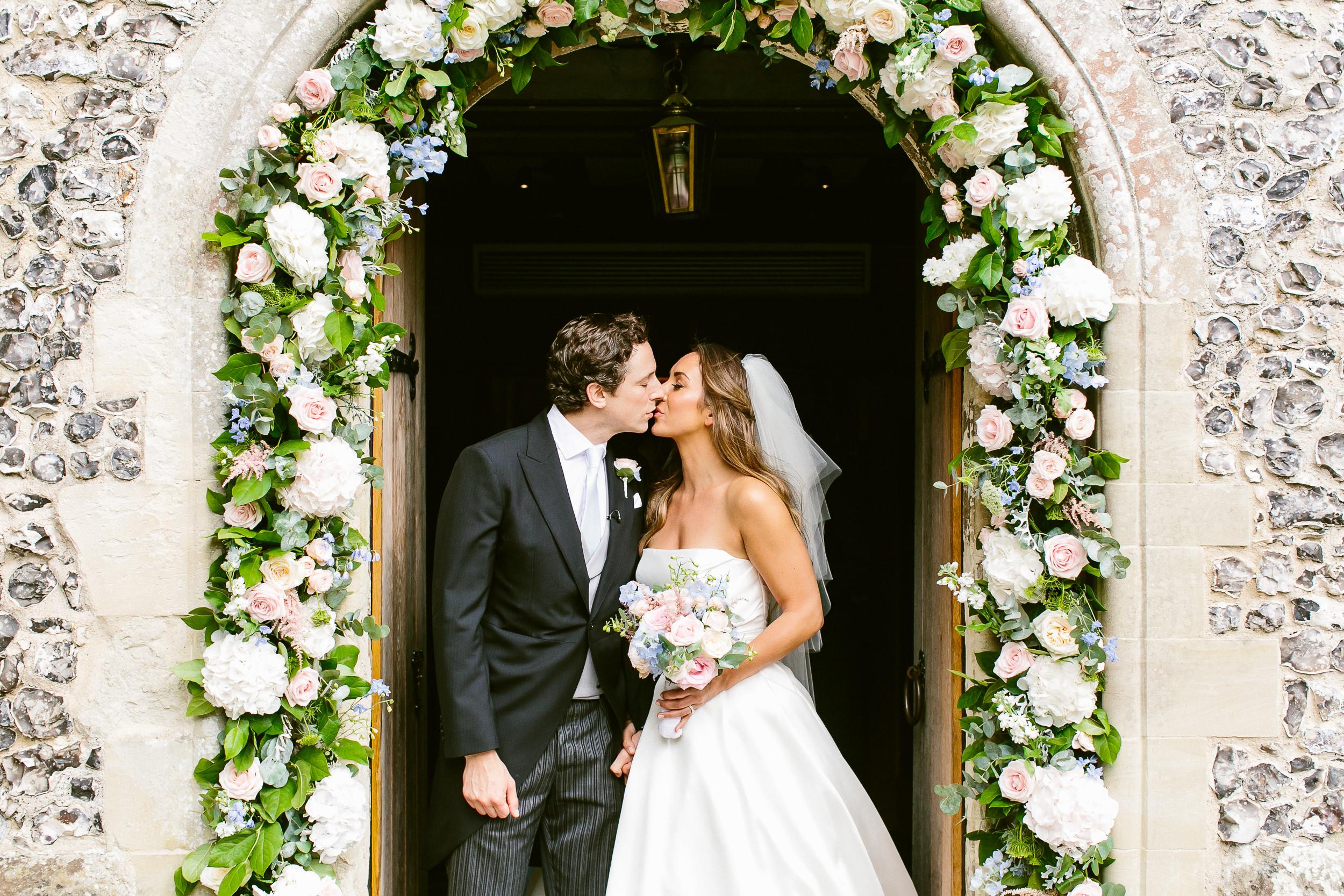 Avington Park wedding