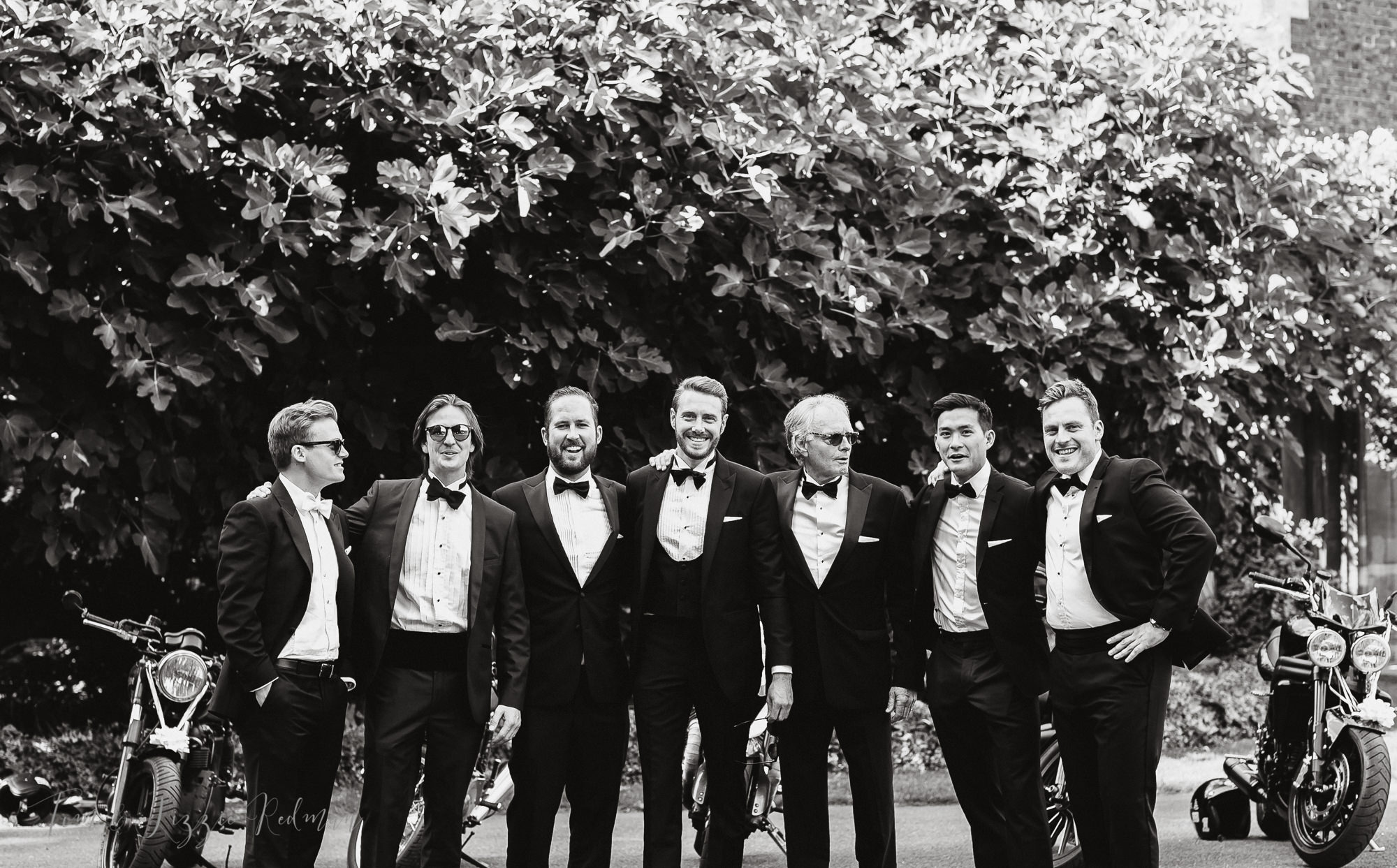 Black Tie wedding London Palace