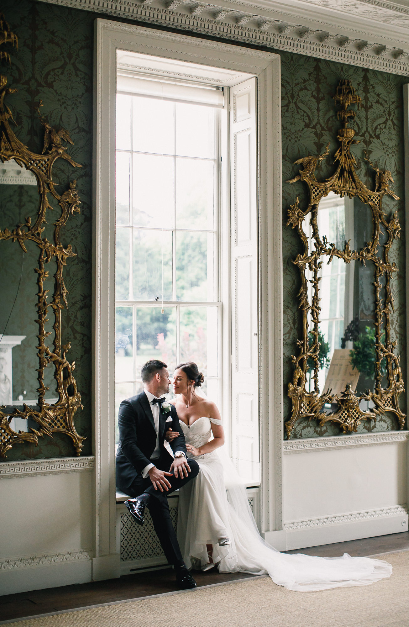 St Giles House Dorset wedding photographers