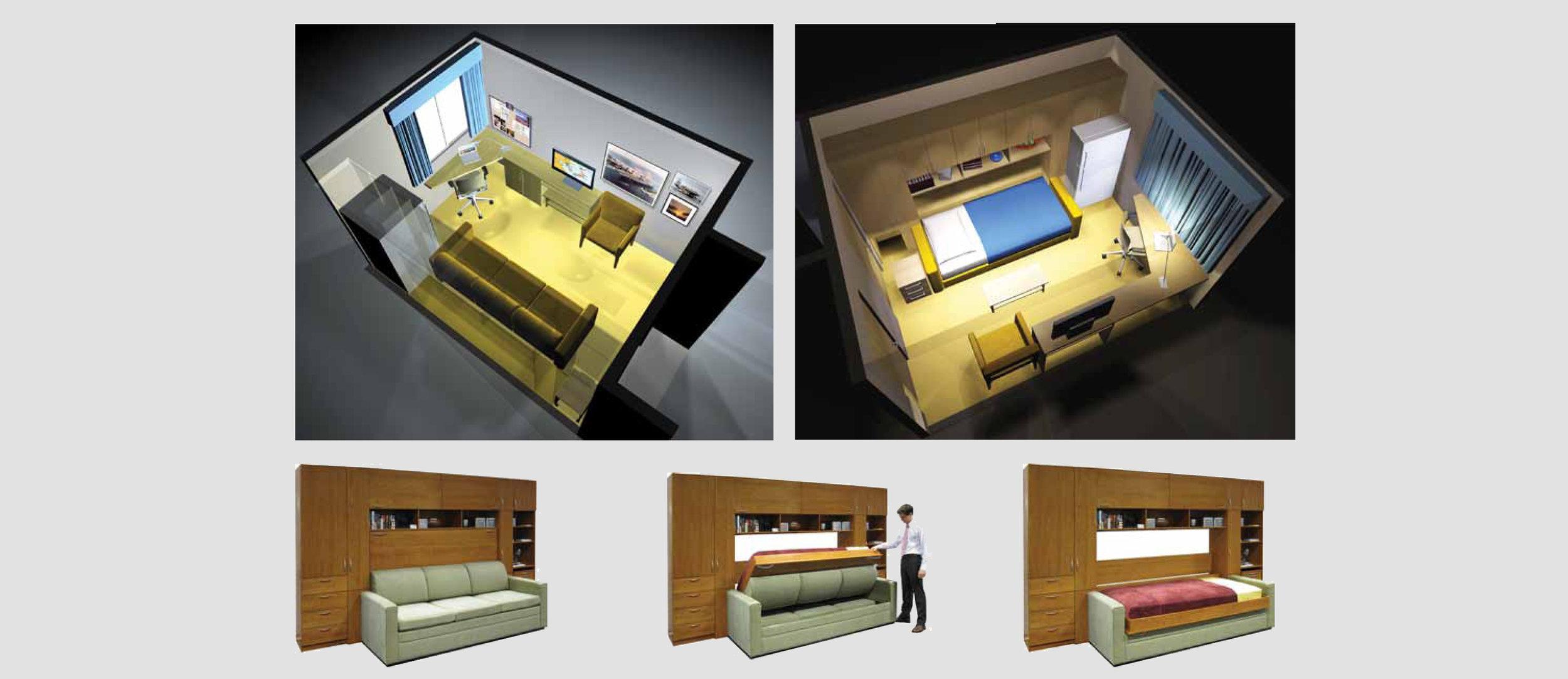 1023M, One Plus One Room.jpg