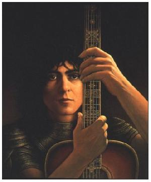 Marc Bolan - Acoustic Warrior (Telstar)