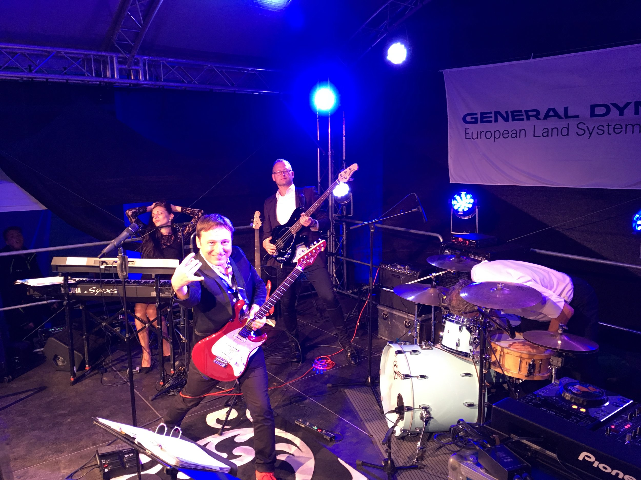 Sommerfest von General Dynamics - 19.08.2017