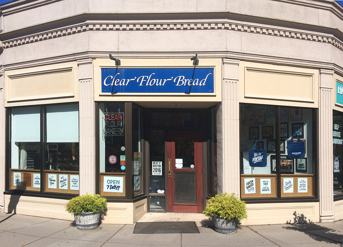 Clear Flour Bread - Storefront