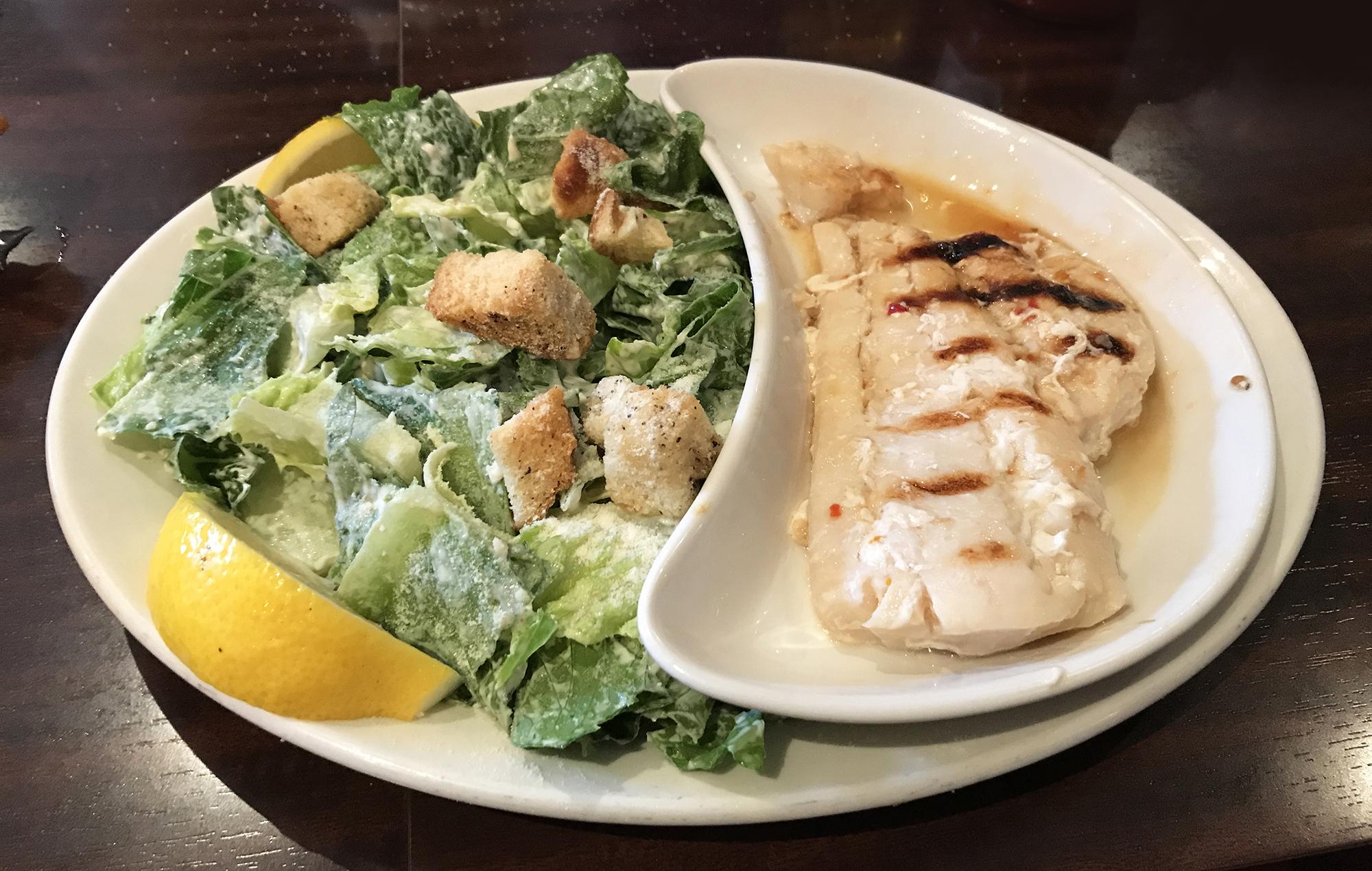 Olde Yorke Fish & Chips - Haddock Weight-Watchers