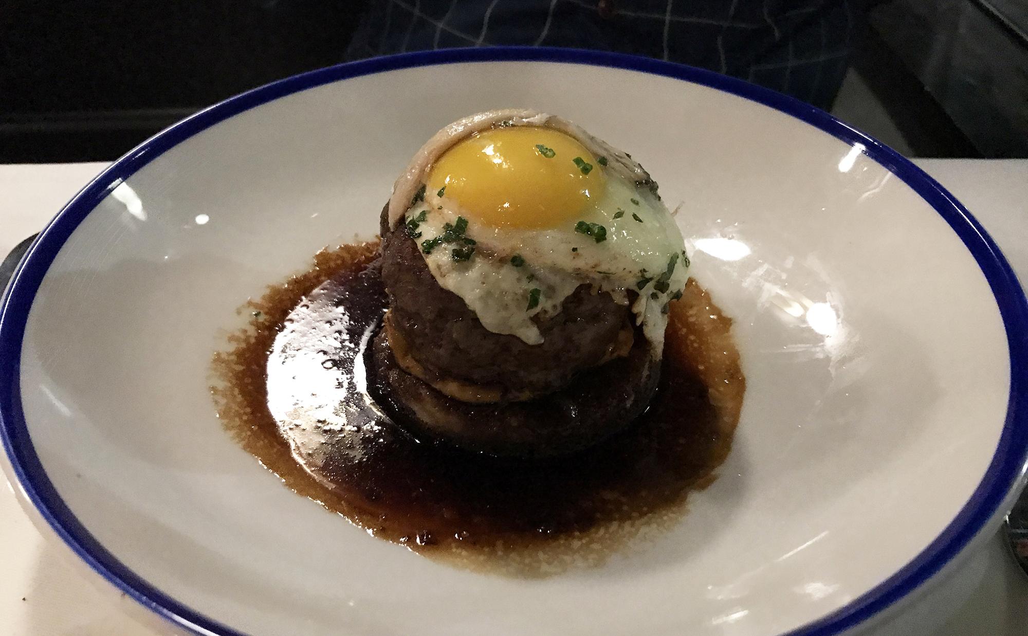 Gare de L'est - Steak Hache