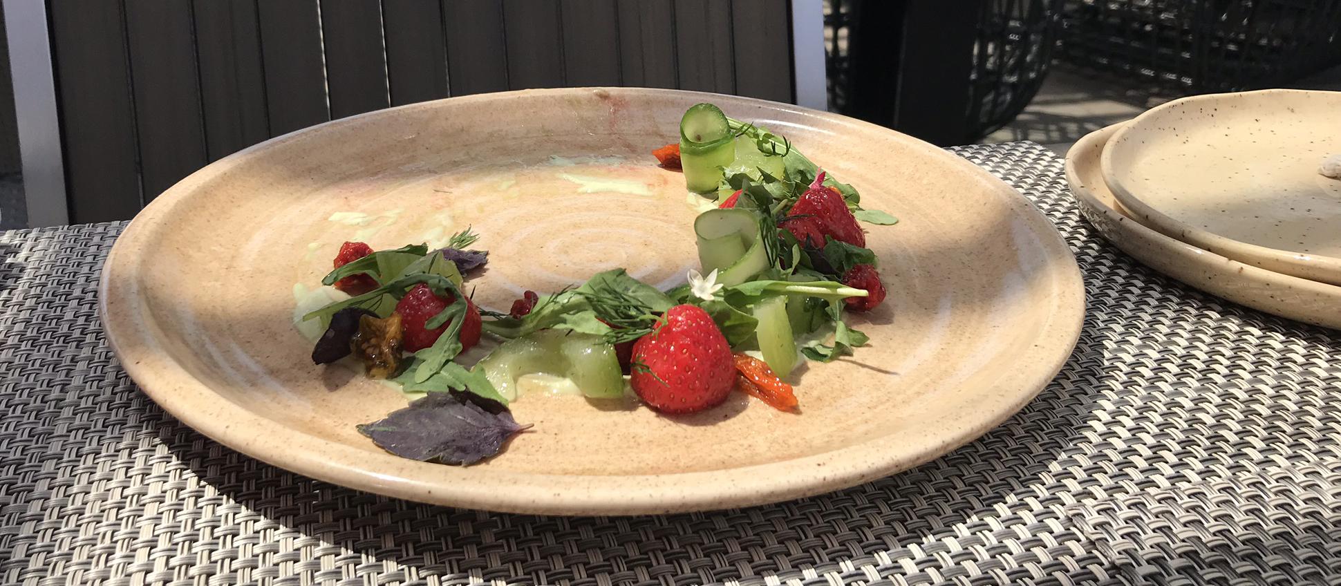 The Restaurant at RedStone - Cucumber Salad