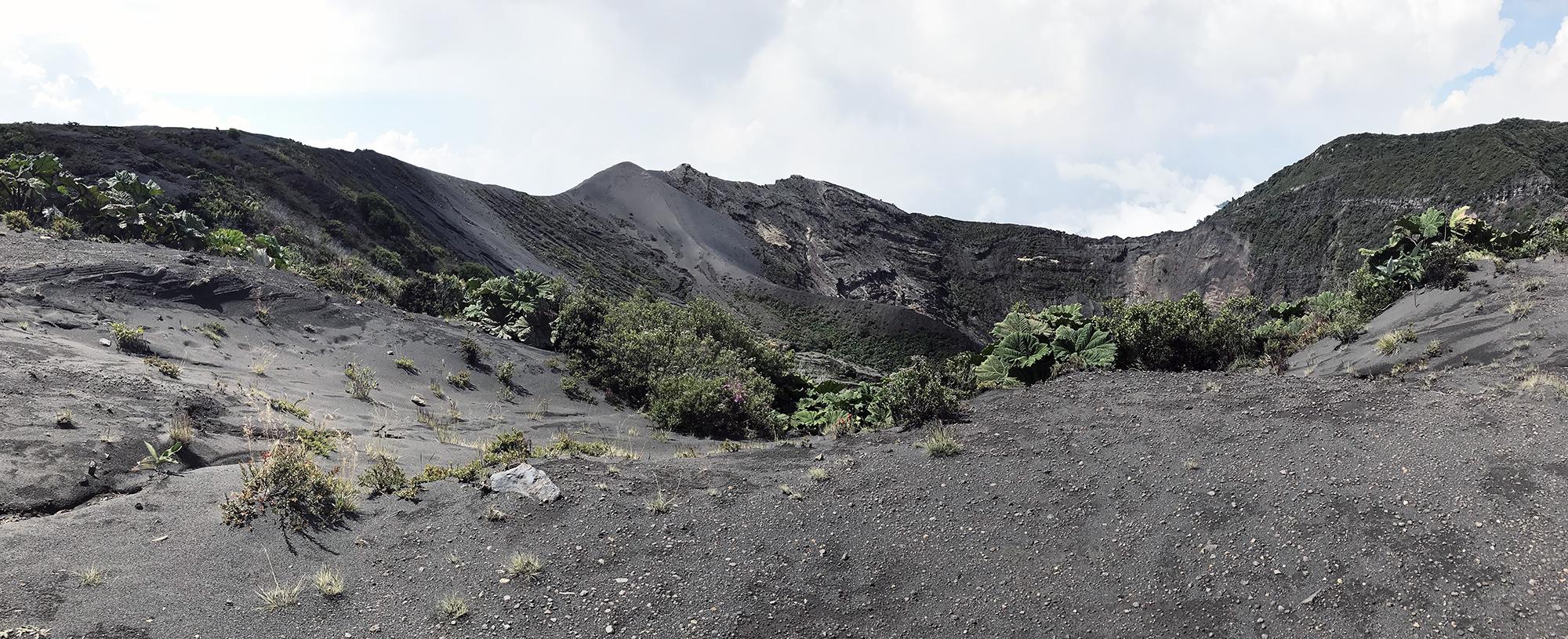 Irazu Experience View Plateau