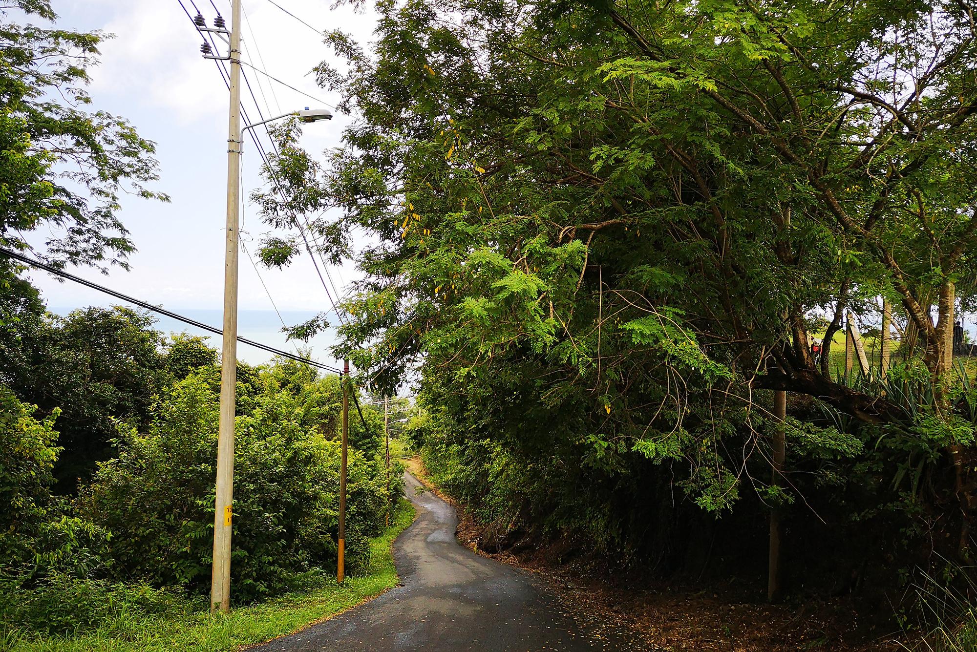 Dirt Roads in Costa Rica
